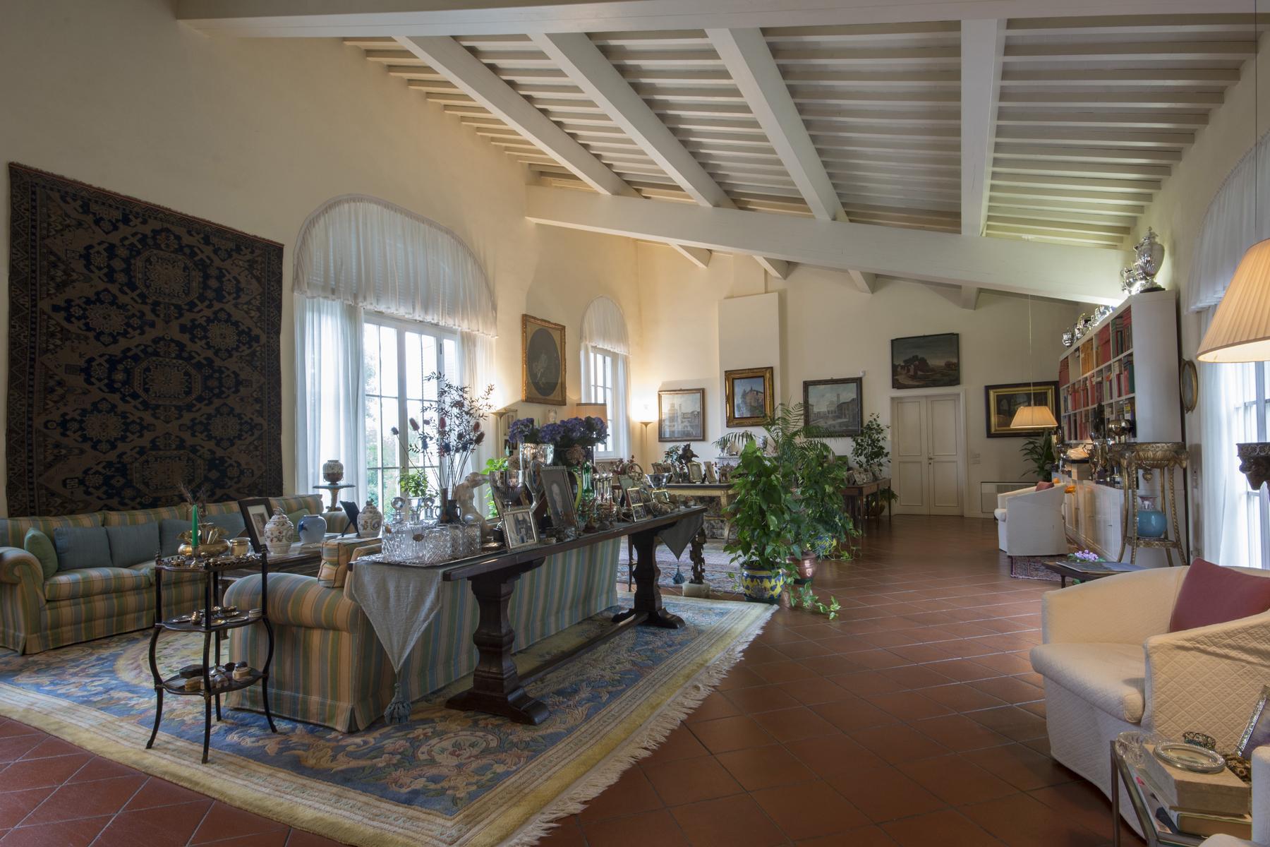 Magnifique villa historique dans la campagne de Lucca - 9