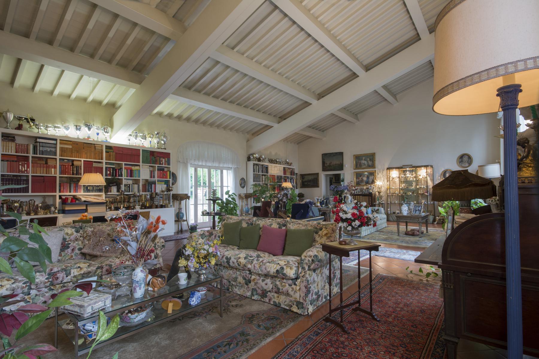 Magnifica Villa Storica in Lucchesia - 11