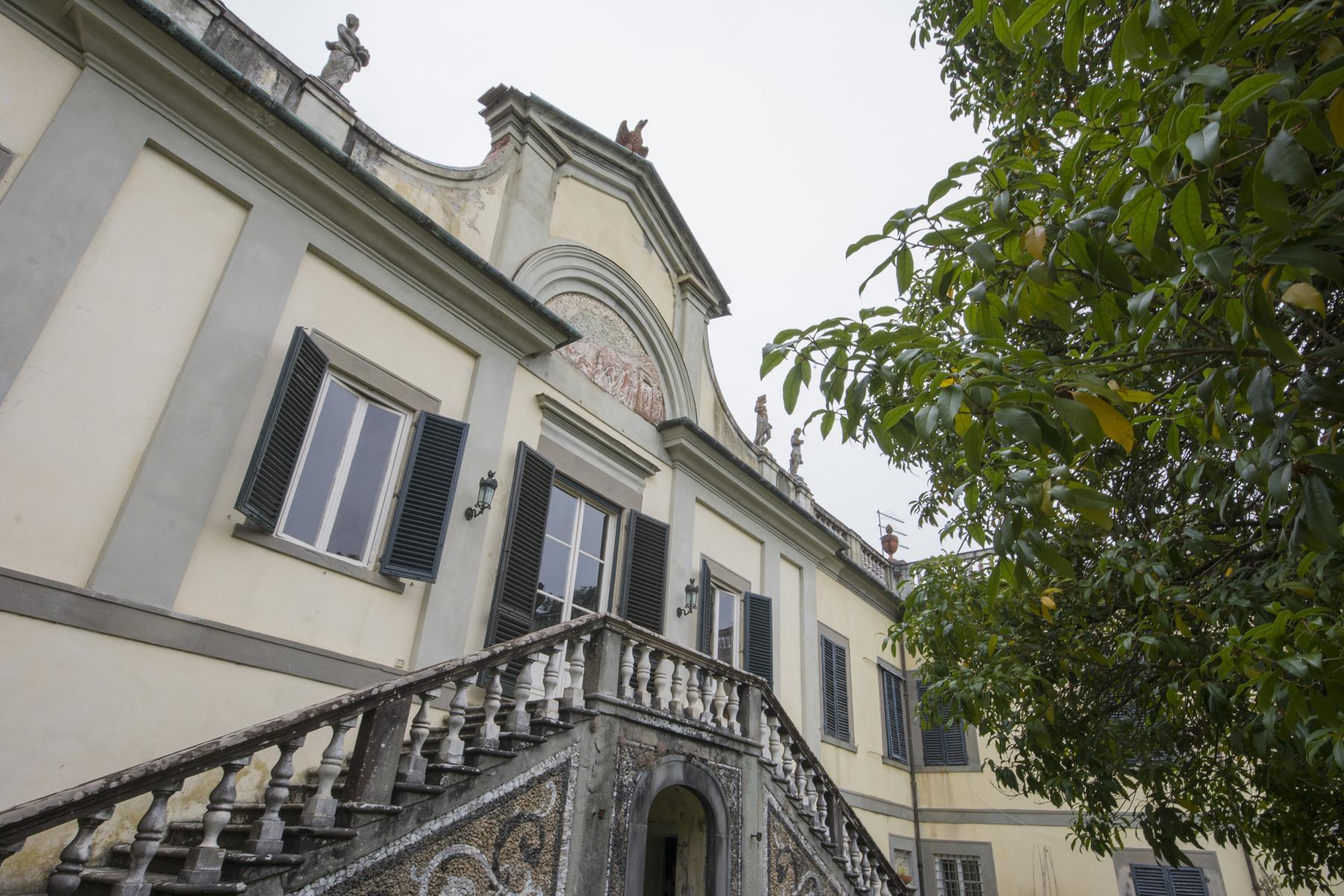 Magnifica Villa Storica in Lucchesia - 13