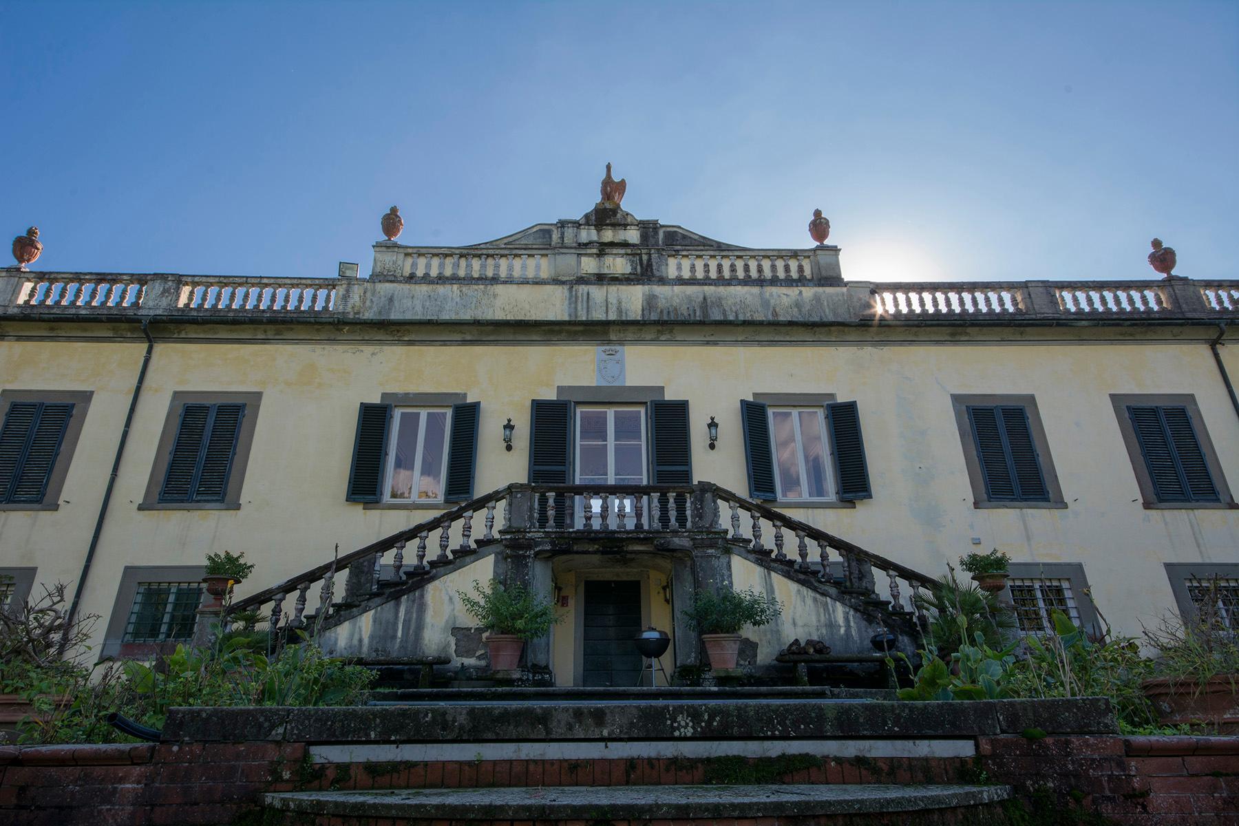 Magnifique villa historique dans la campagne de Lucca - 14