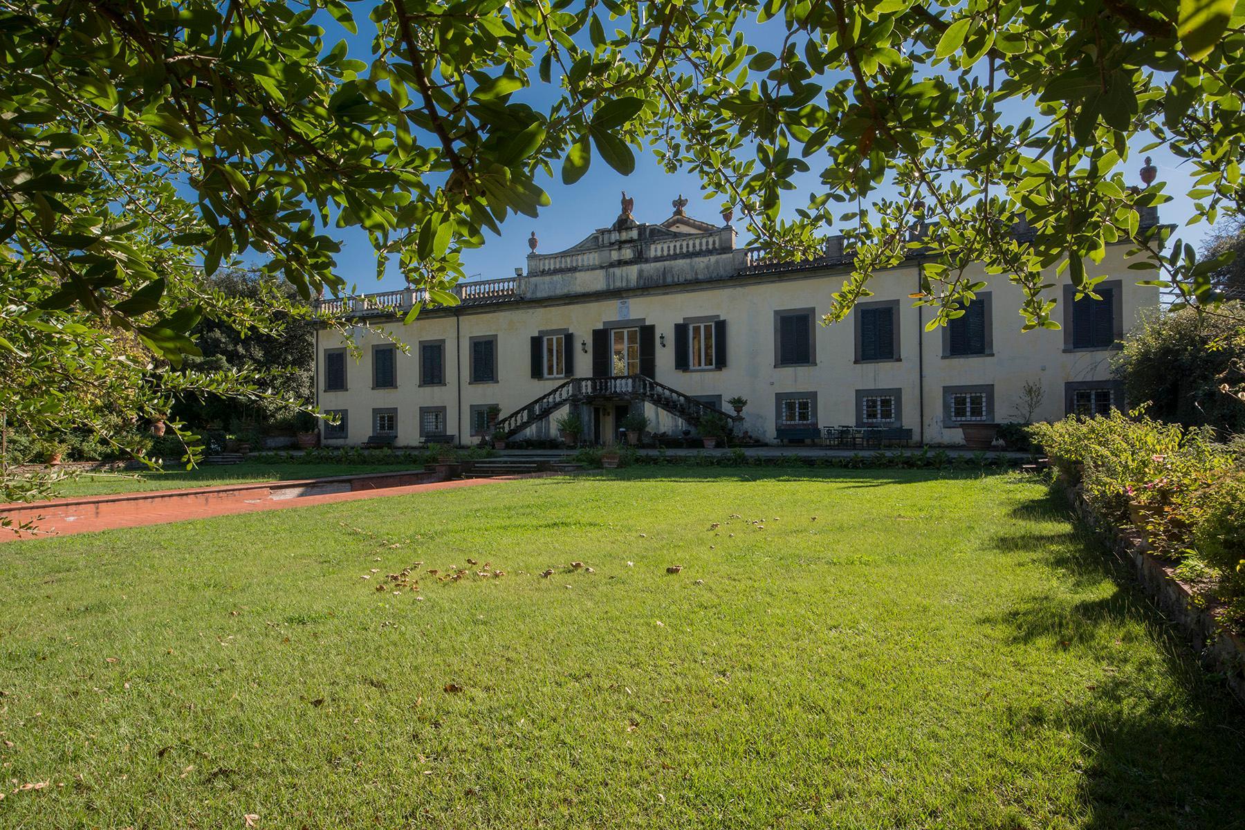 Magnifique villa historique dans la campagne de Lucca - 15