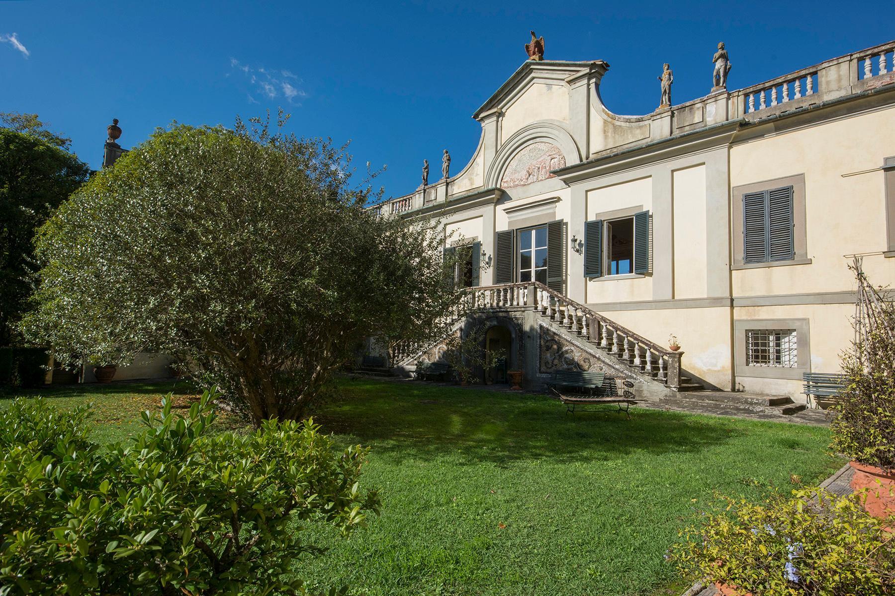 Magnifique villa historique dans la campagne de Lucca - 16