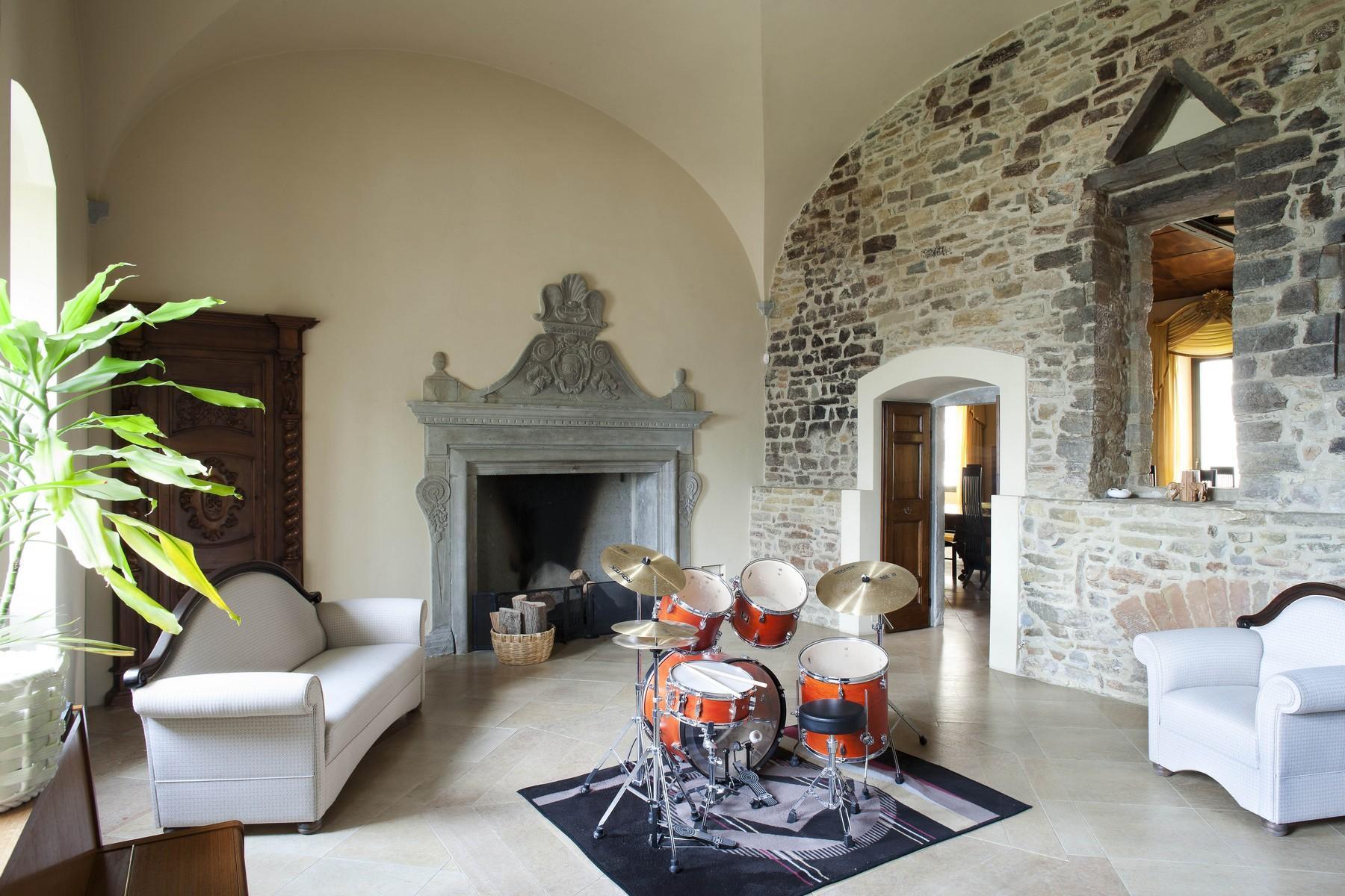 Exklusive Villa auf dem Land Umbriens - 6