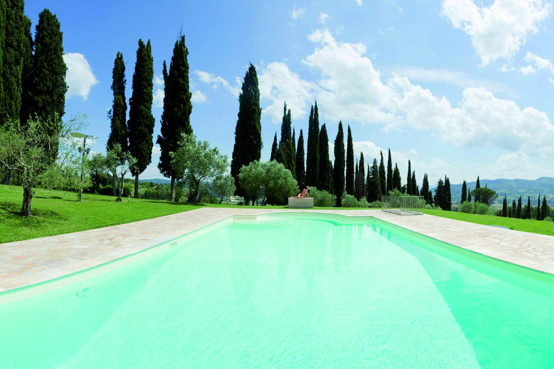 Exclusive villa in umbrian countryside - 12