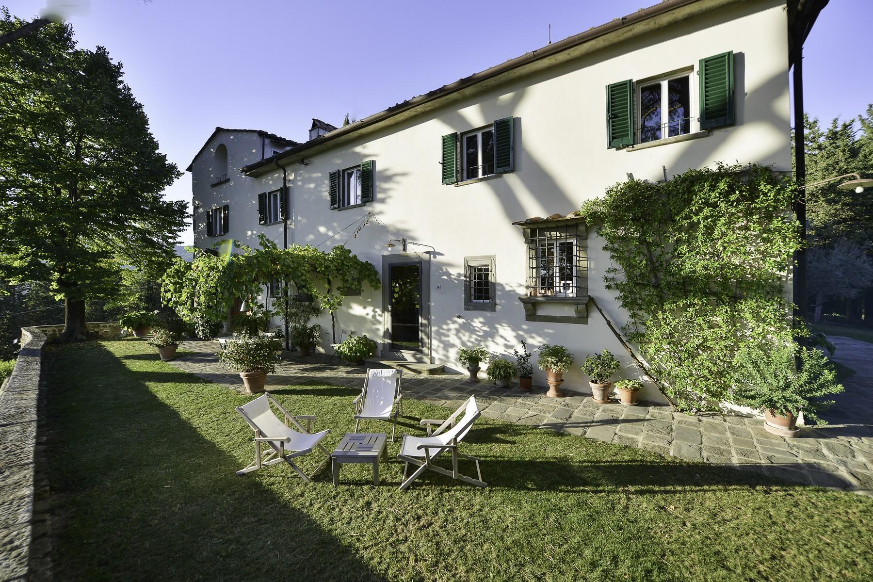 Wunderschöne Renaissance-Villa auf den Hügeln von Florenz - 4