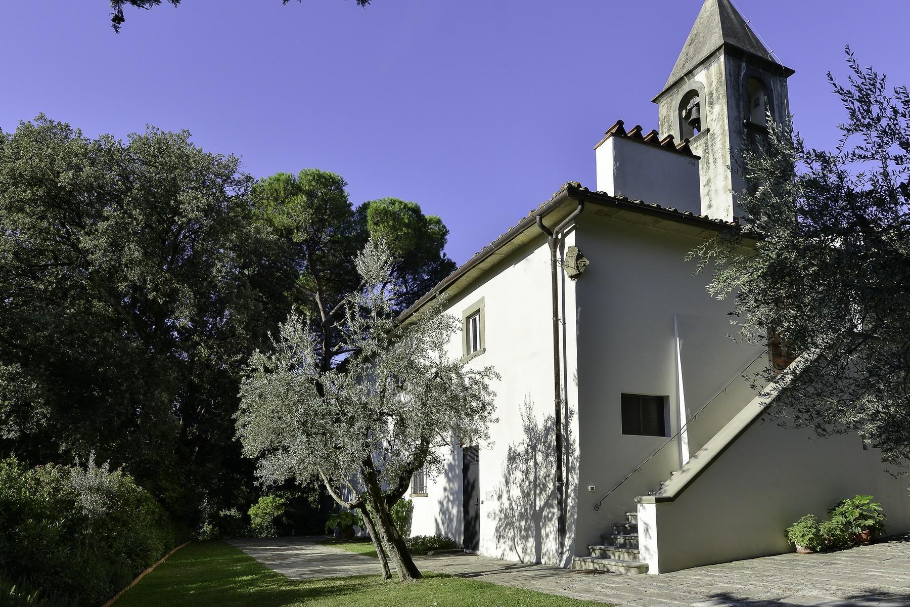 Wunderschöne Renaissance-Villa auf den Hügeln von Florenz - 2
