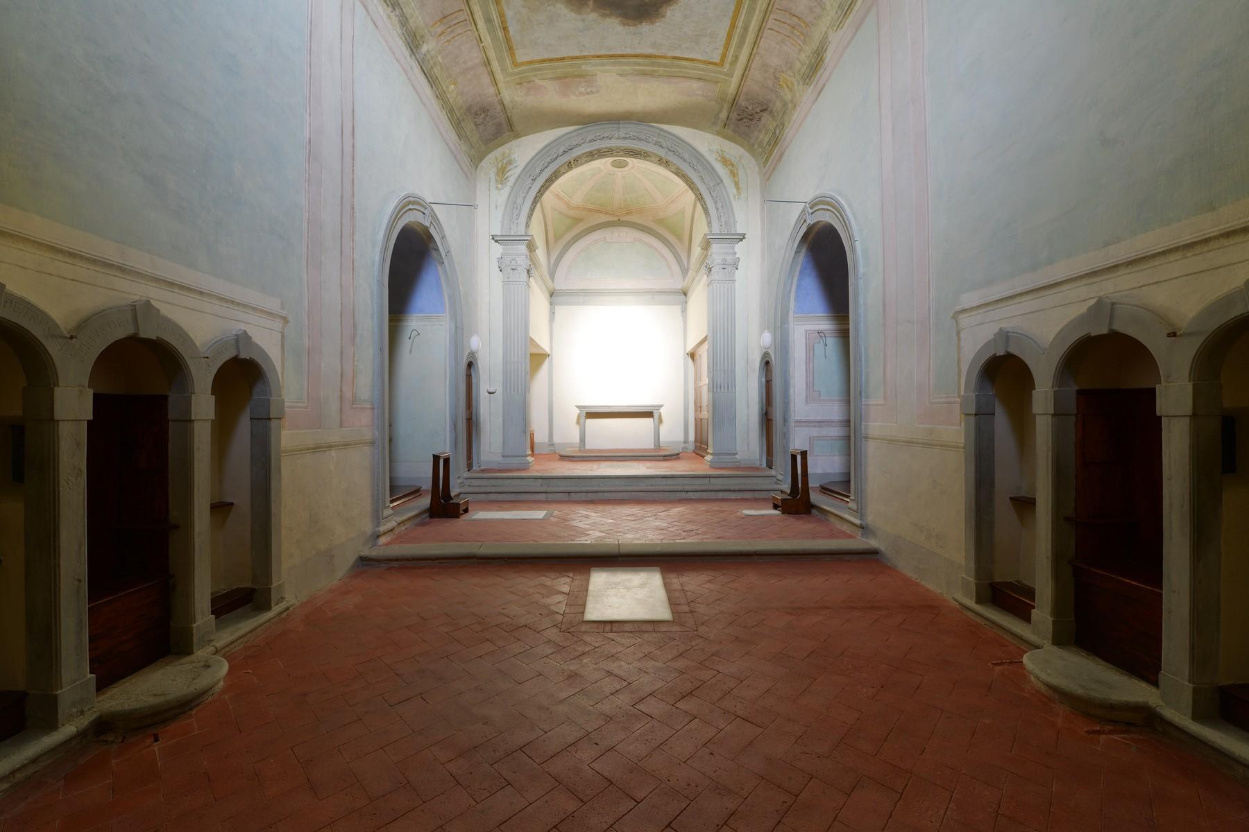 Wunderschöne Renaissance-Villa auf den Hügeln von Florenz - 5