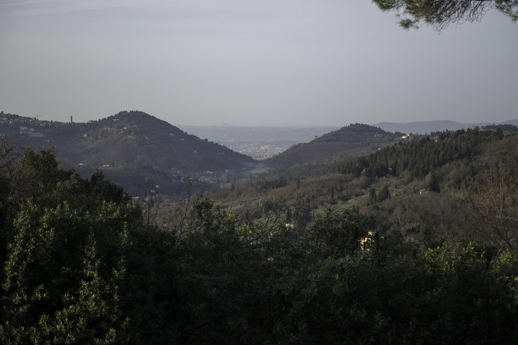 Résidence historique sur les collines de Fiesole - 8