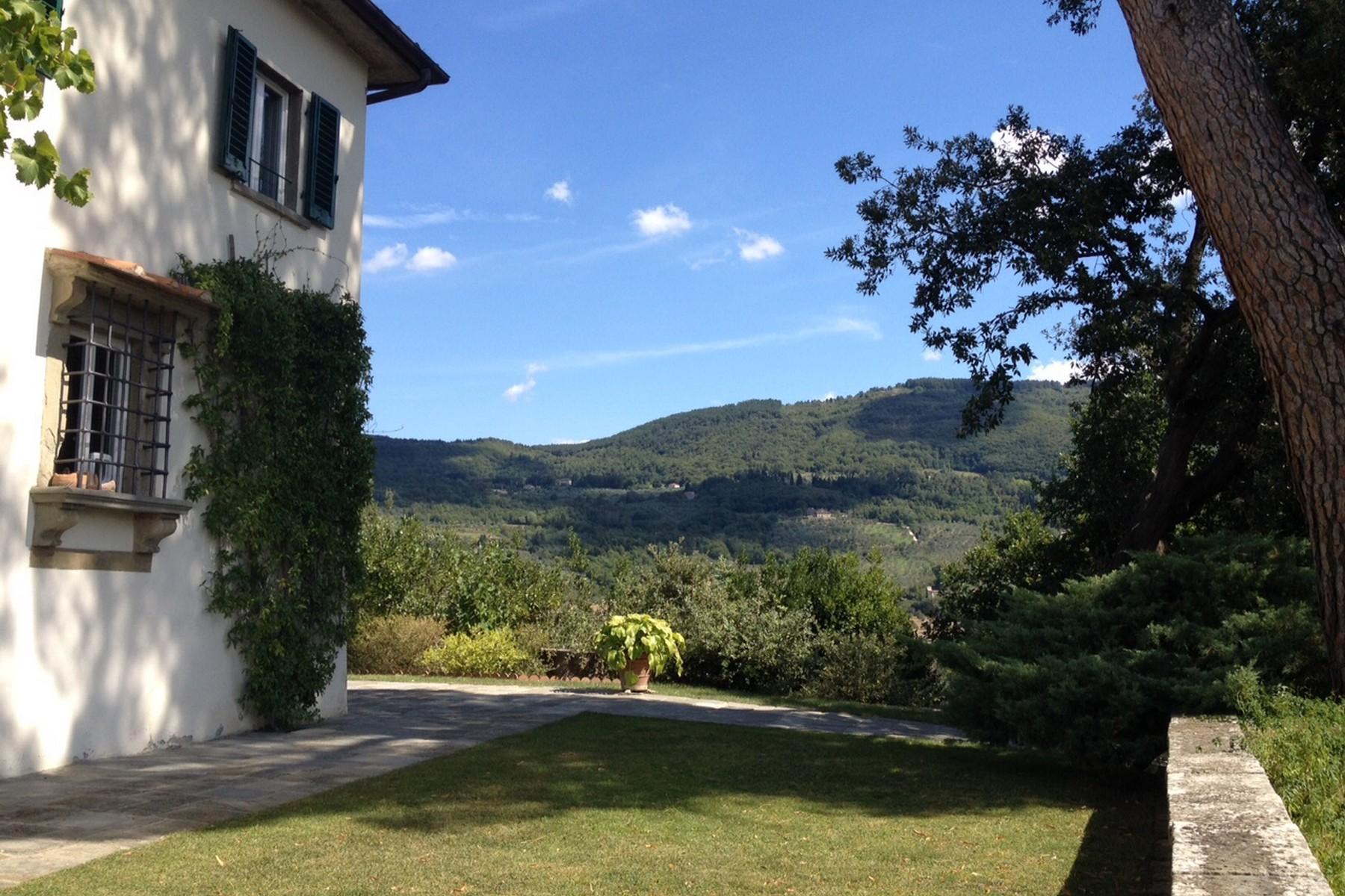 Résidence historique sur les collines de Fiesole - 10