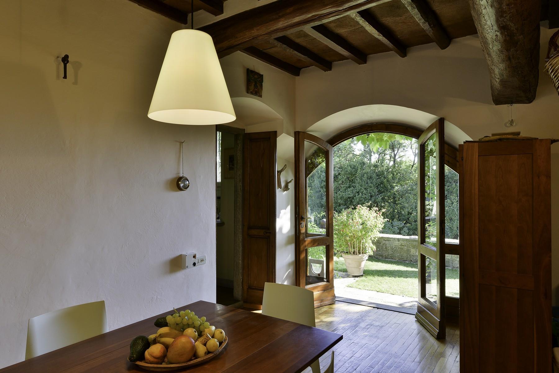 Résidence historique sur les collines de Fiesole - 11