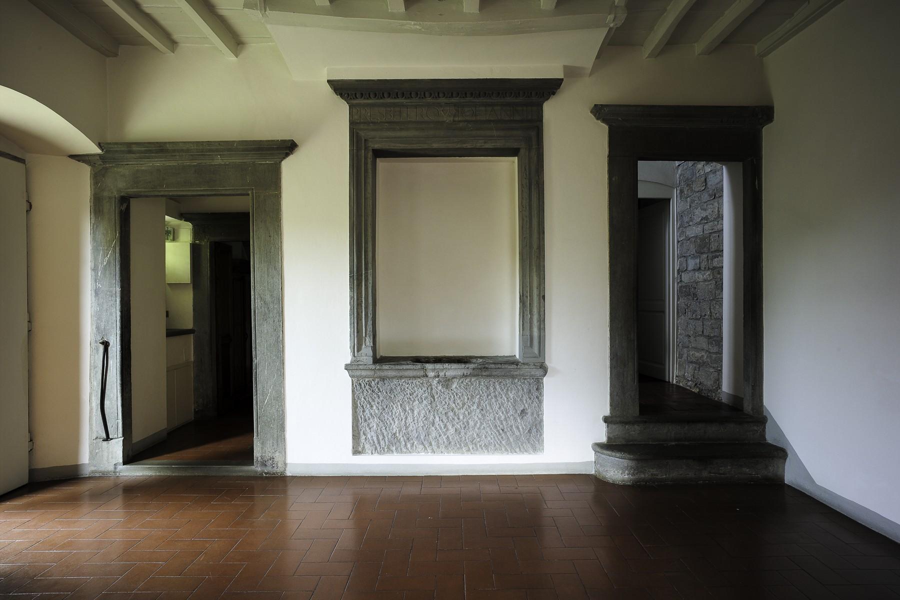 Résidence historique sur les collines de Fiesole - 12