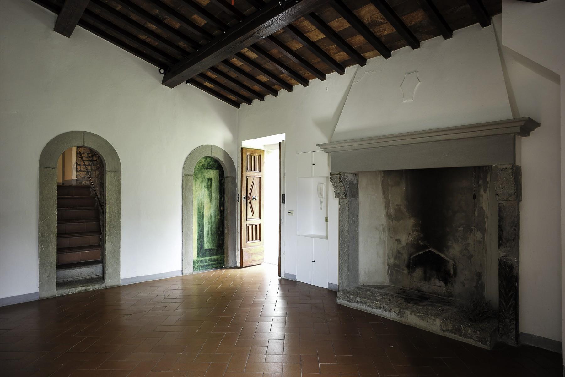 Résidence historique sur les collines de Fiesole - 16