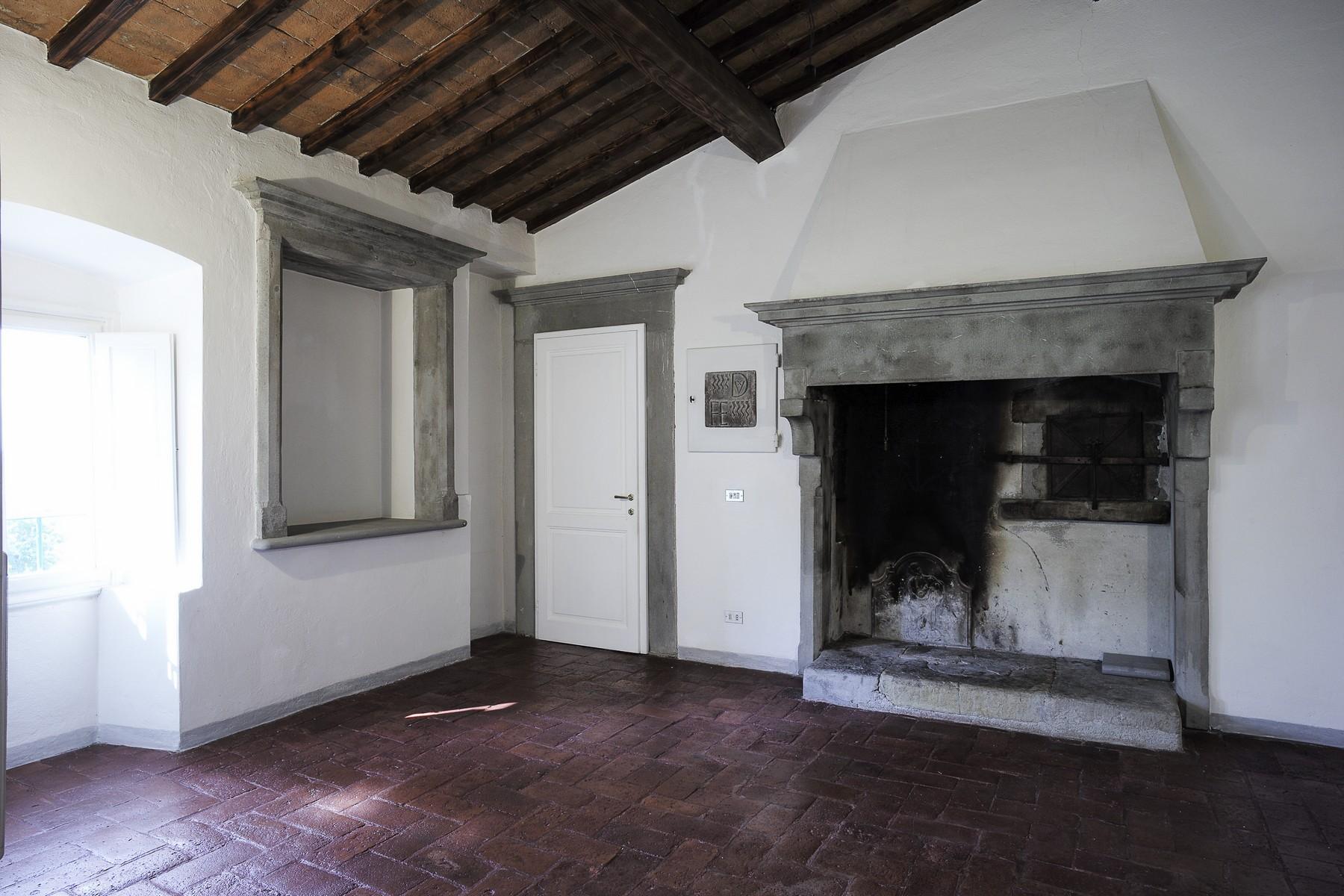 Résidence historique sur les collines de Fiesole - 19
