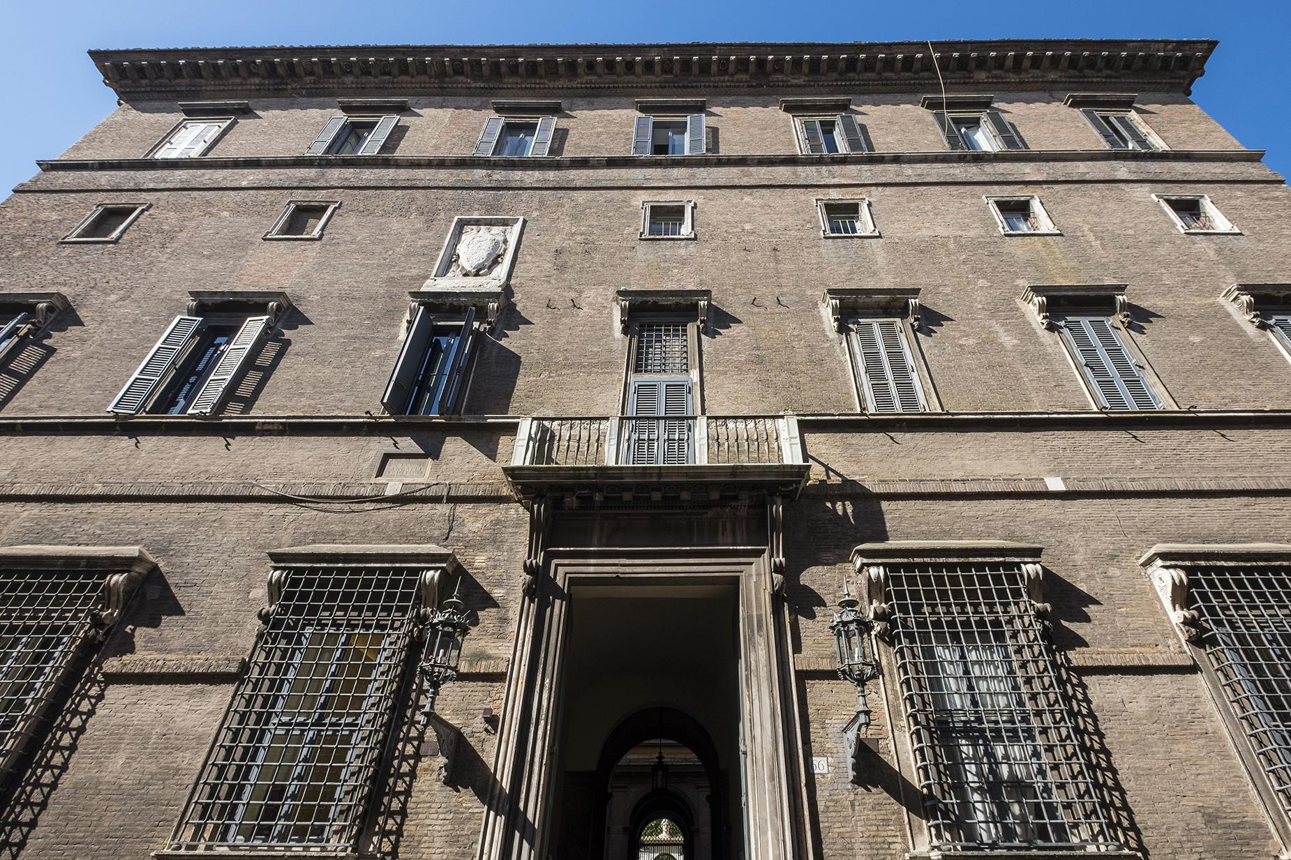 Palazzo Sacchetti, a pearl of the late reinassance in the heart of Rome - 28