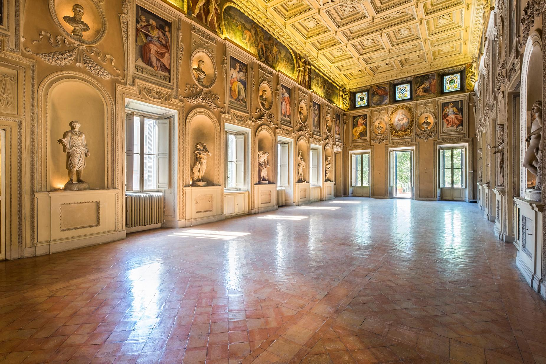 Palazzo Sacchetti, a pearl of the late reinassance in the heart of Rome - 1