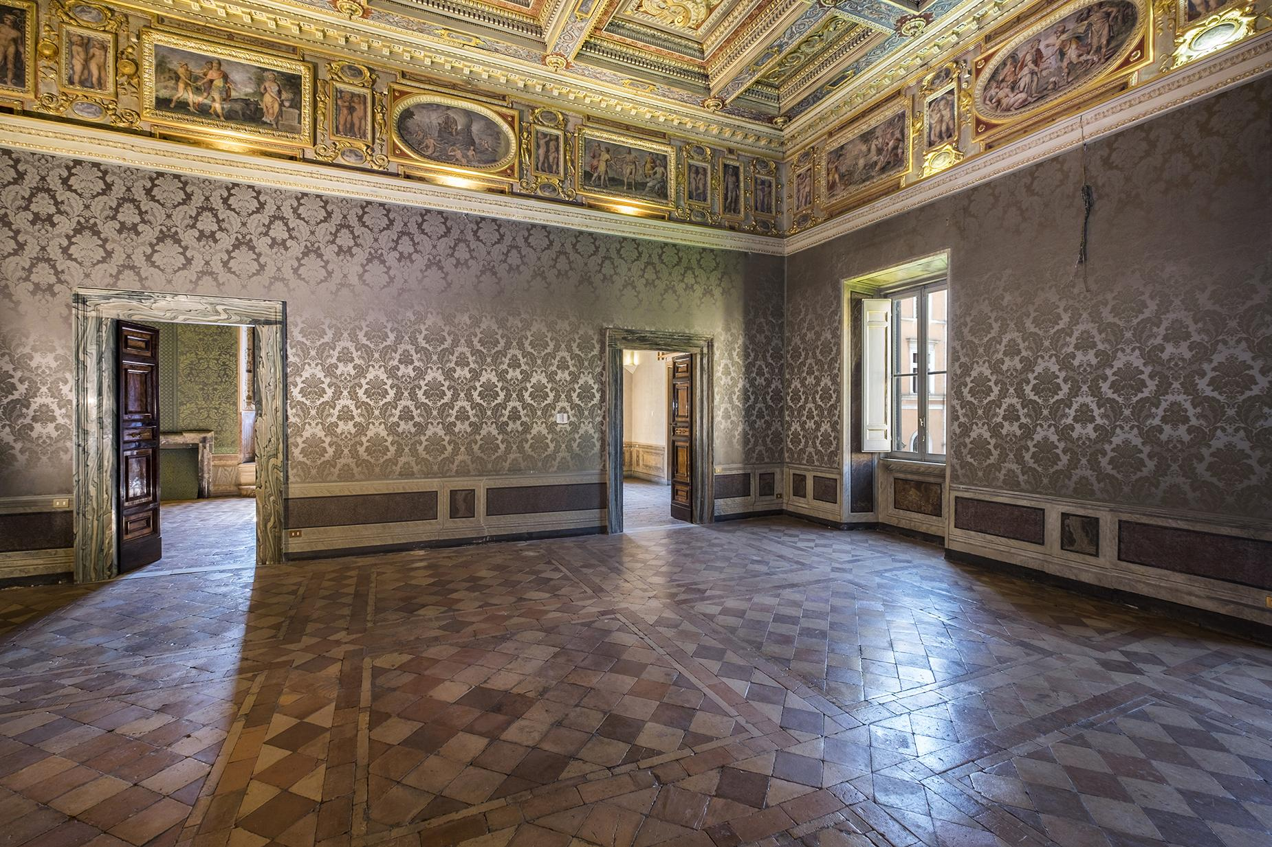 Palazzo Sacchetti, a pearl of the late reinassance in the heart of Rome - 20