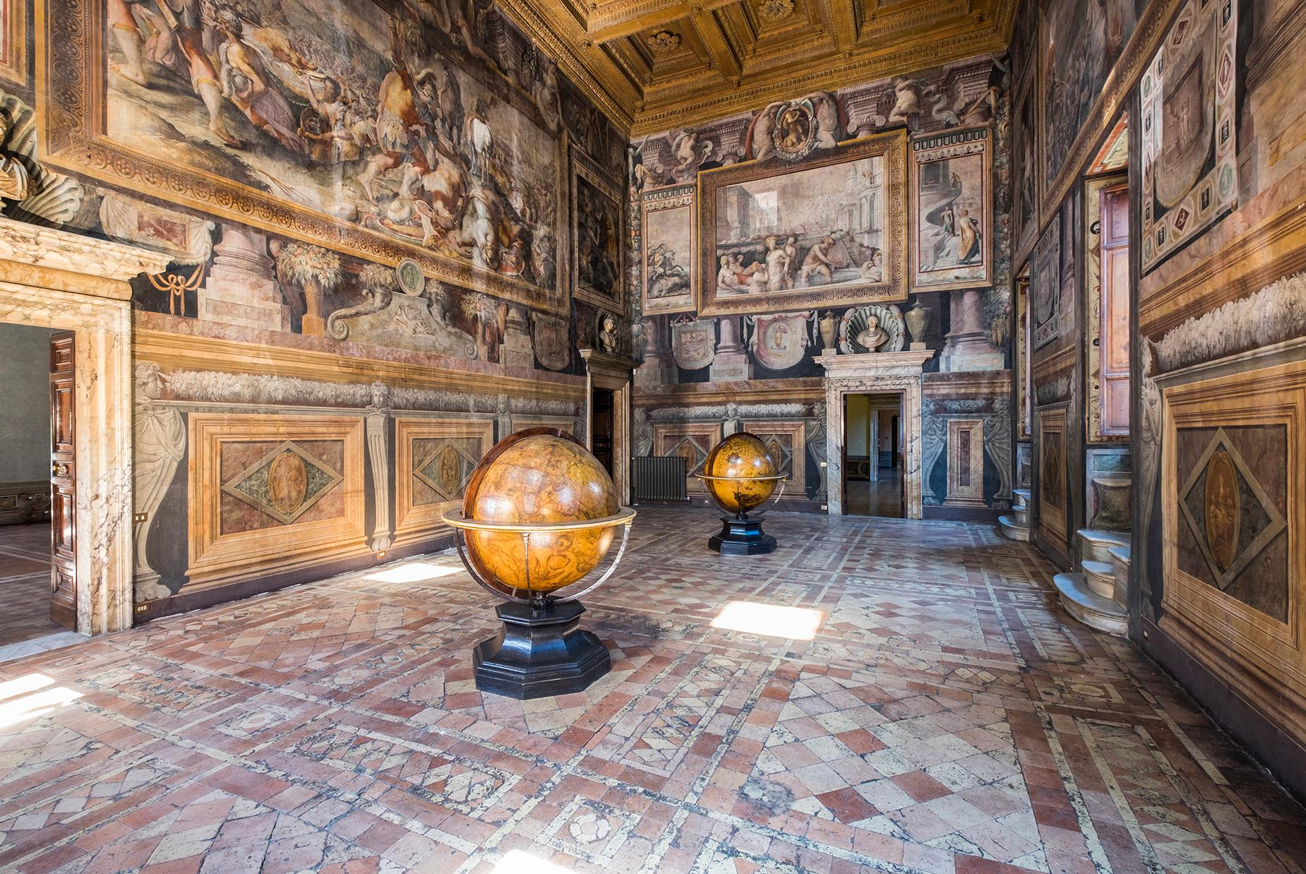 Palazzo Sacchetti, a pearl of the late reinassance in the heart of Rome - 22