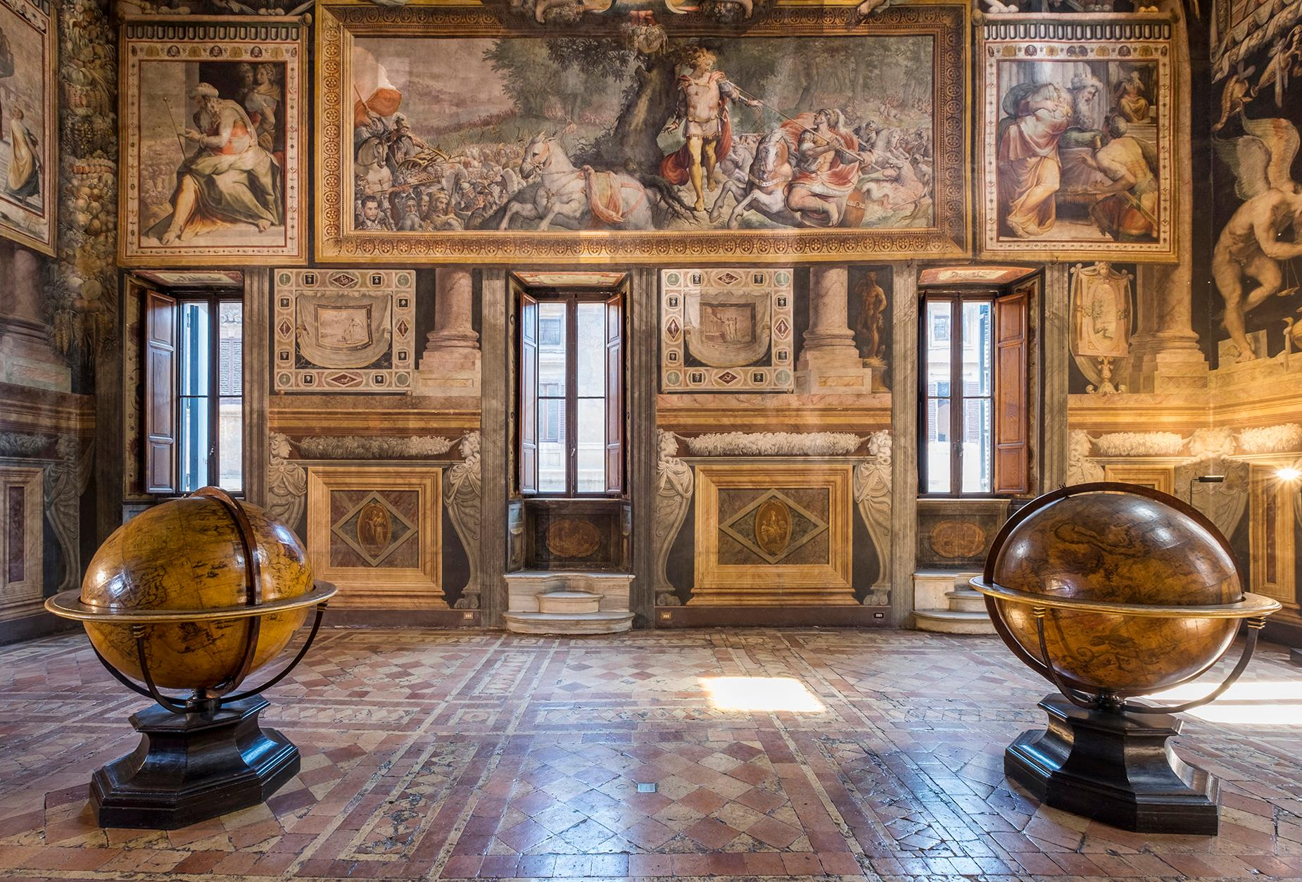 Palazzo Sacchetti, a pearl of the late reinassance in the heart of Rome - 23