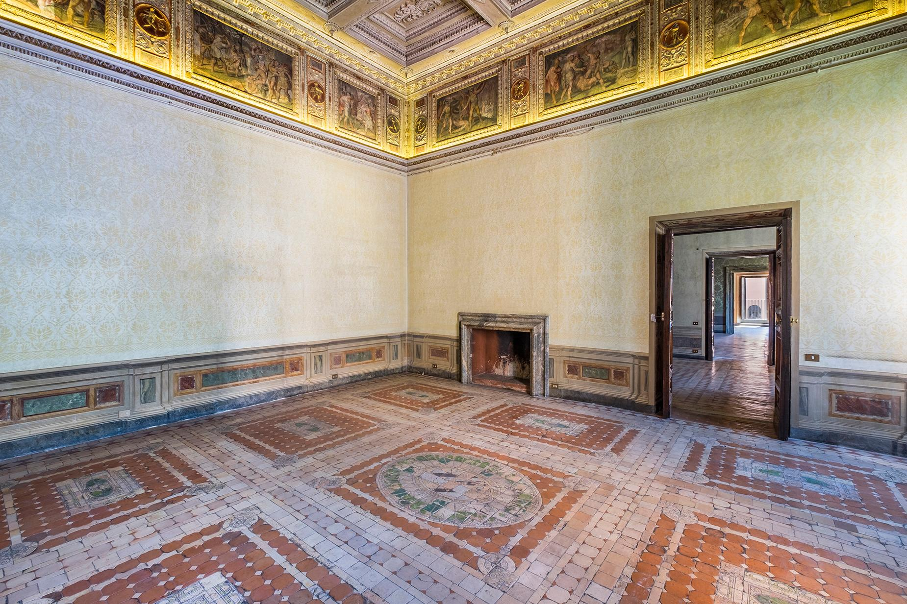 Palazzo Sacchetti, a pearl of the late reinassance in the heart of Rome - 27