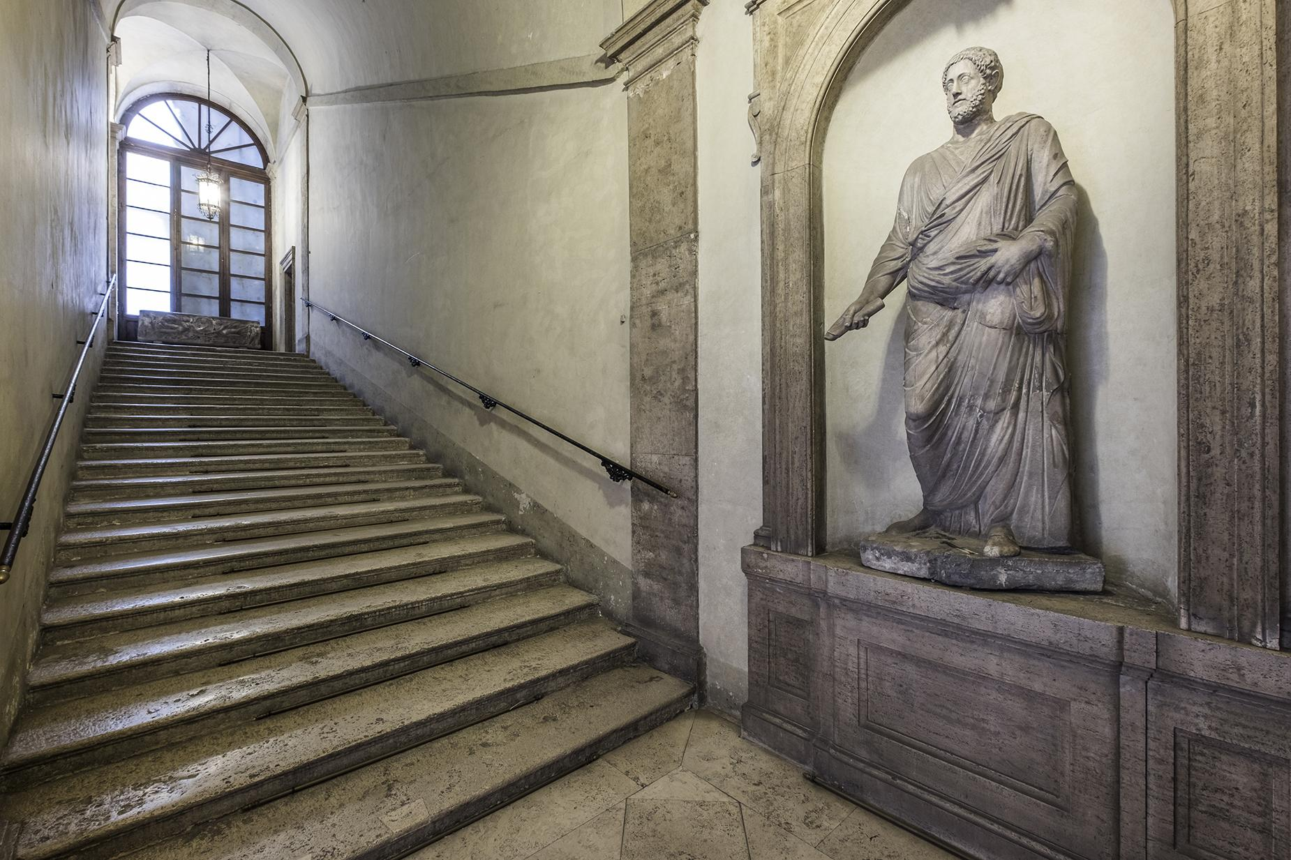 Palazzo Sacchetti, a pearl of the late reinassance in the heart of Rome - 29