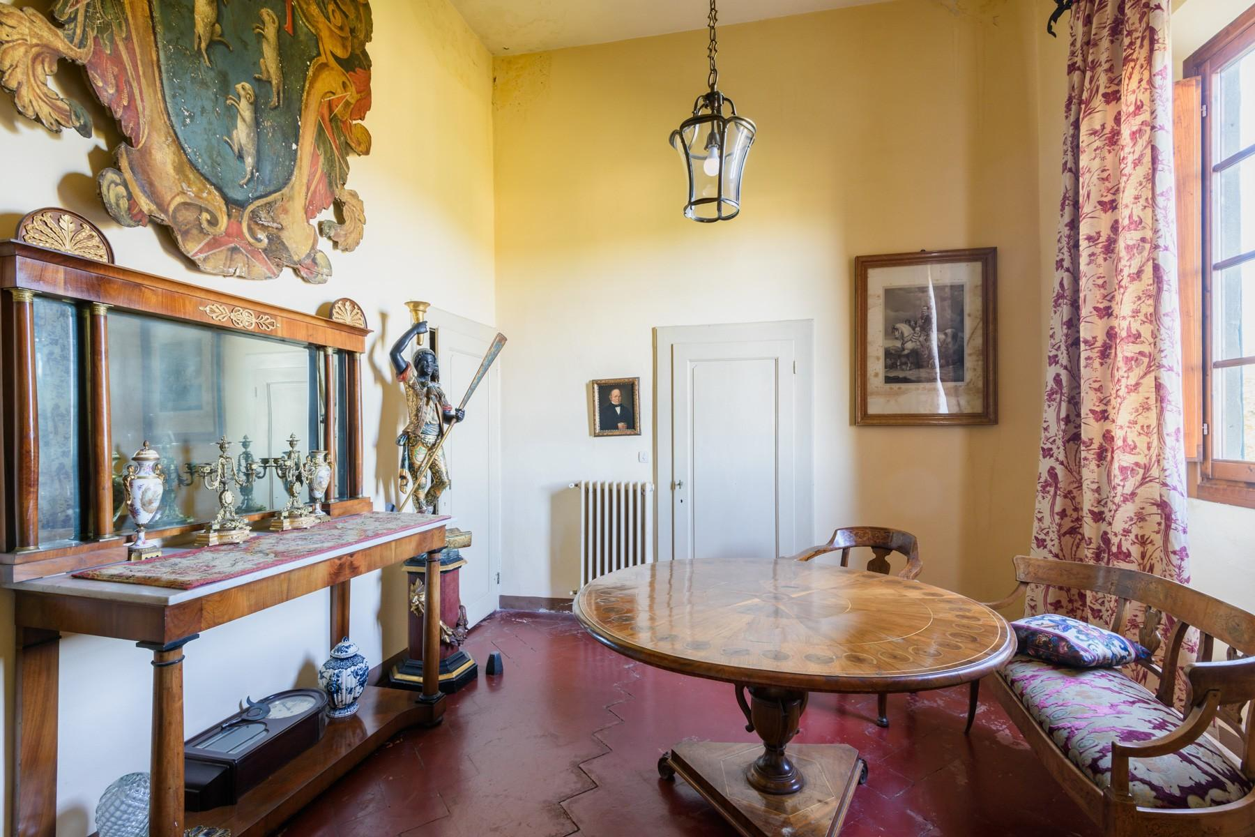 Wonderful villa surrounded by historic hamlet and hunting reserve - 10