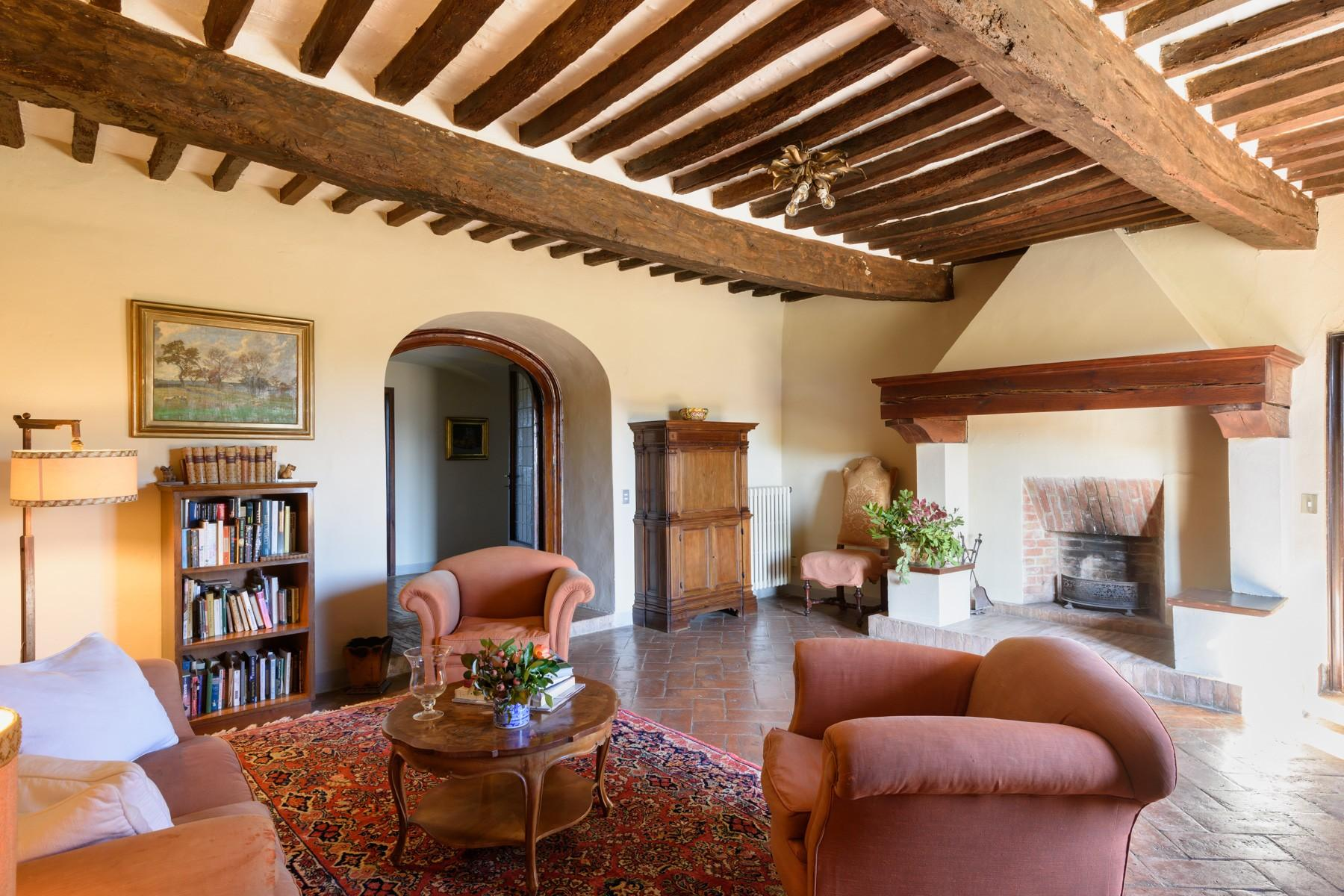 Wonderful villa surrounded by historic hamlet and hunting reserve - 16