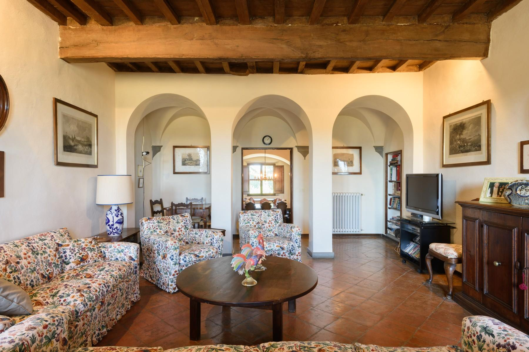 Wonderful villa surrounded by historic hamlet and hunting reserve - 20
