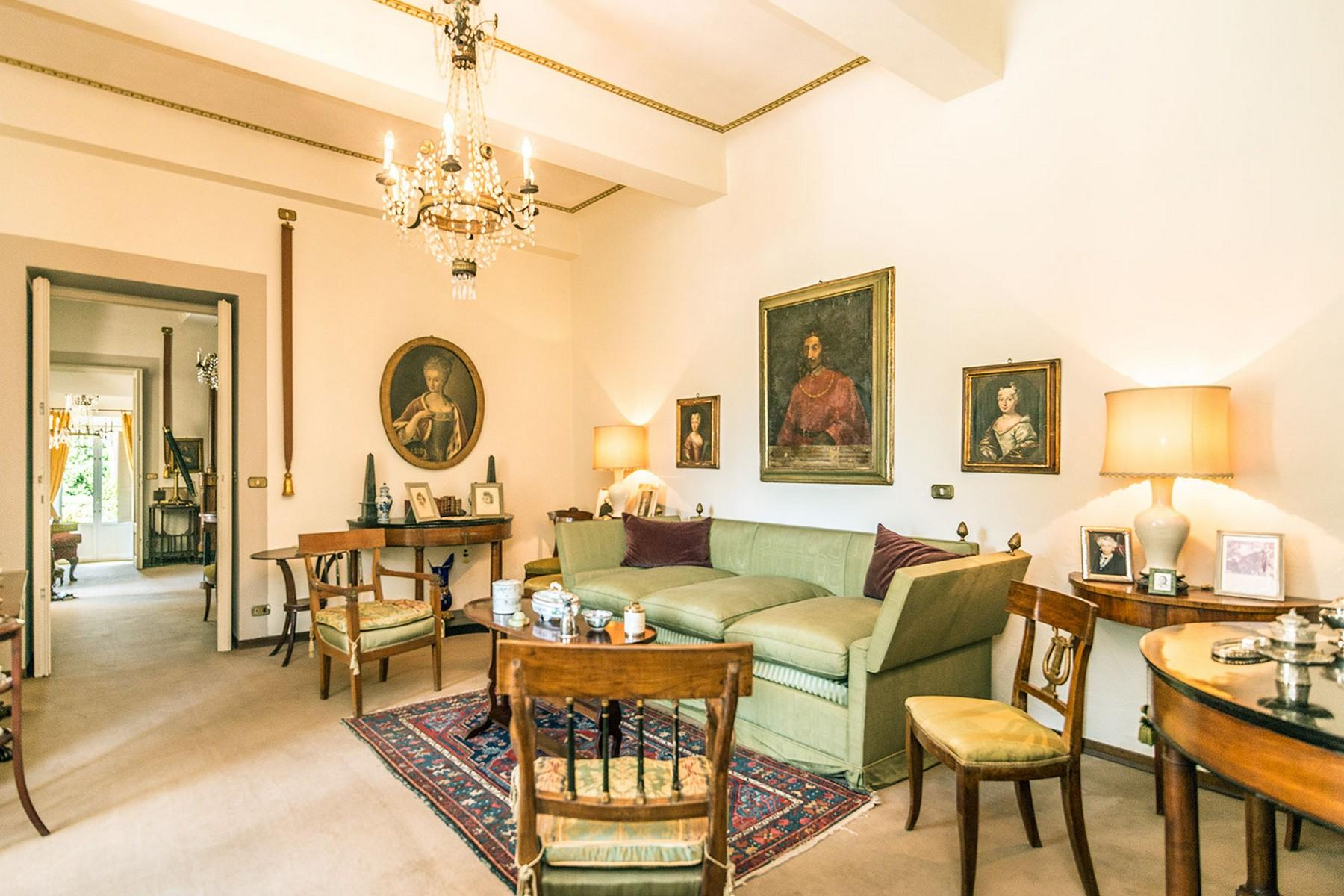 Incomparable historic mansion in Lucchesia - 14