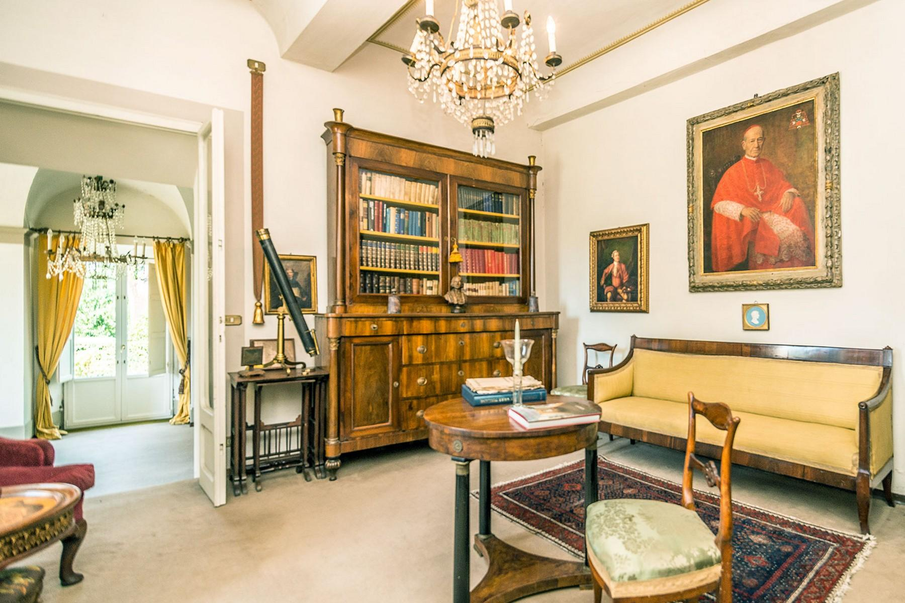 Incomparable historic mansion in Lucchesia - 16
