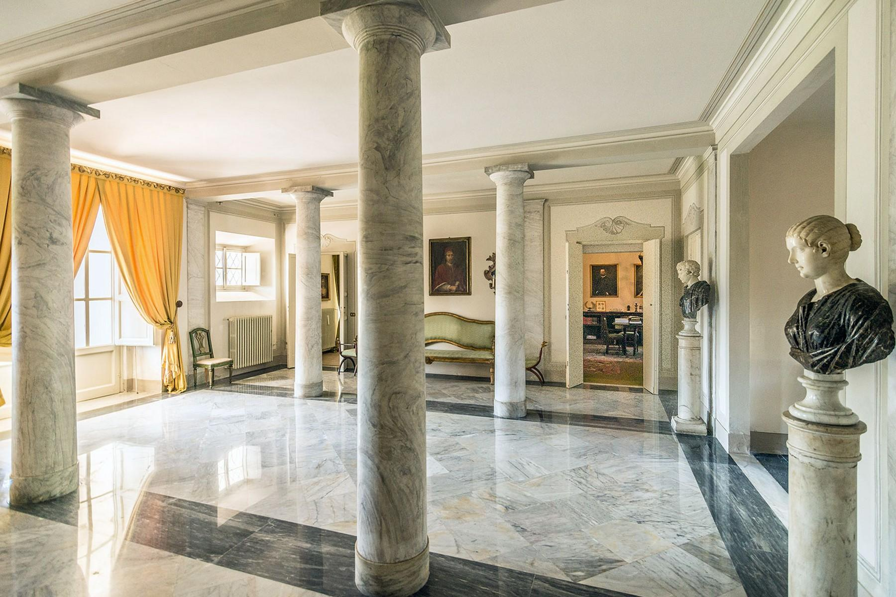 Incomparable historic mansion in Lucchesia - 21