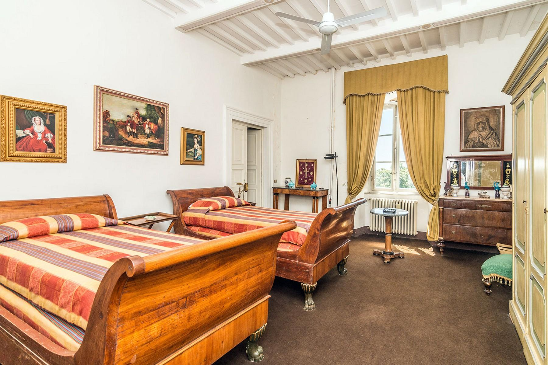 Incomparable historic mansion in Lucchesia - 30