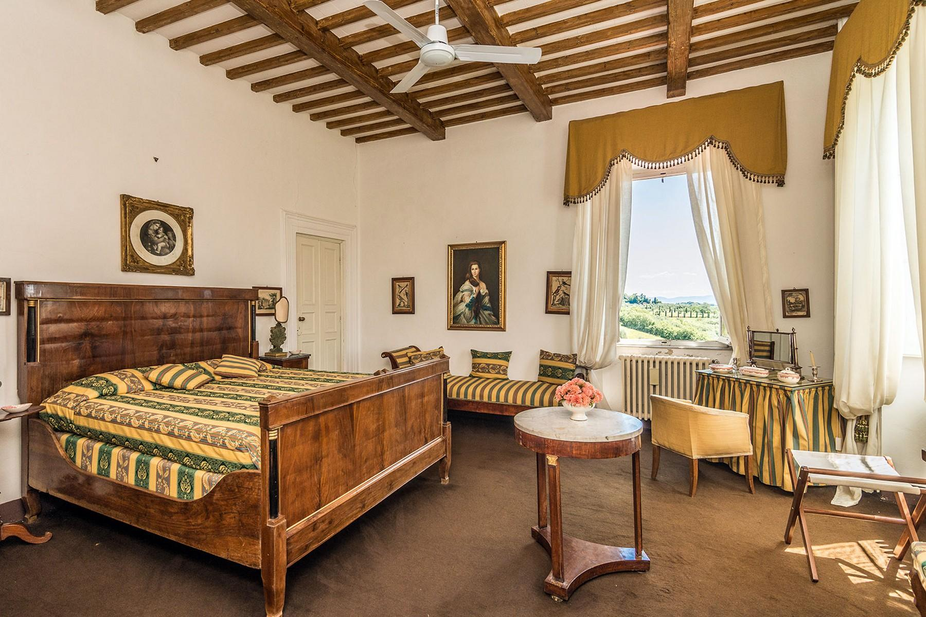 Incomparable historic mansion in Lucchesia - 32