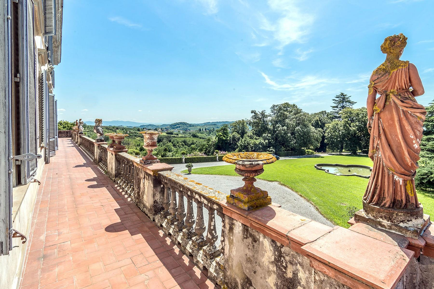Incomparable historic mansion in Lucchesia - 13