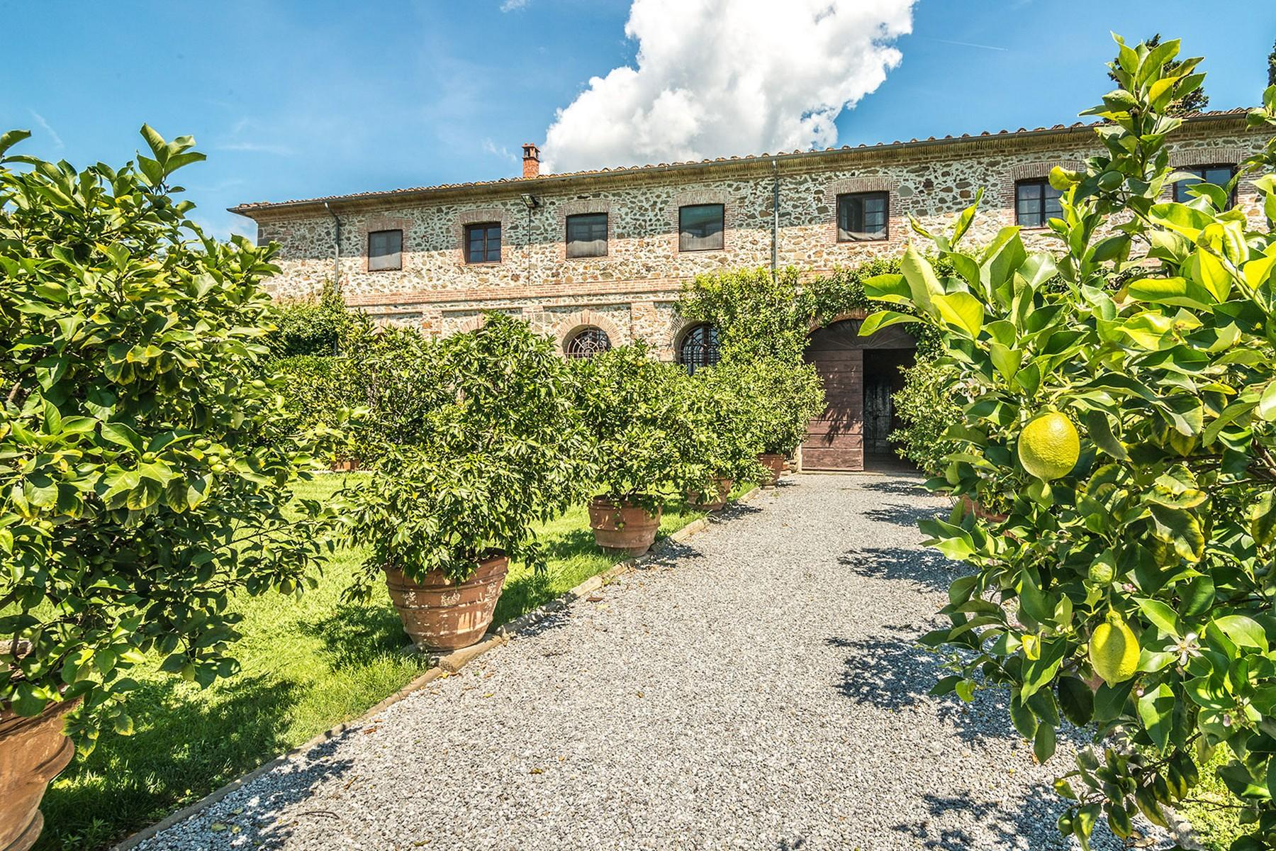Incomparable historic mansion in Lucchesia - 35