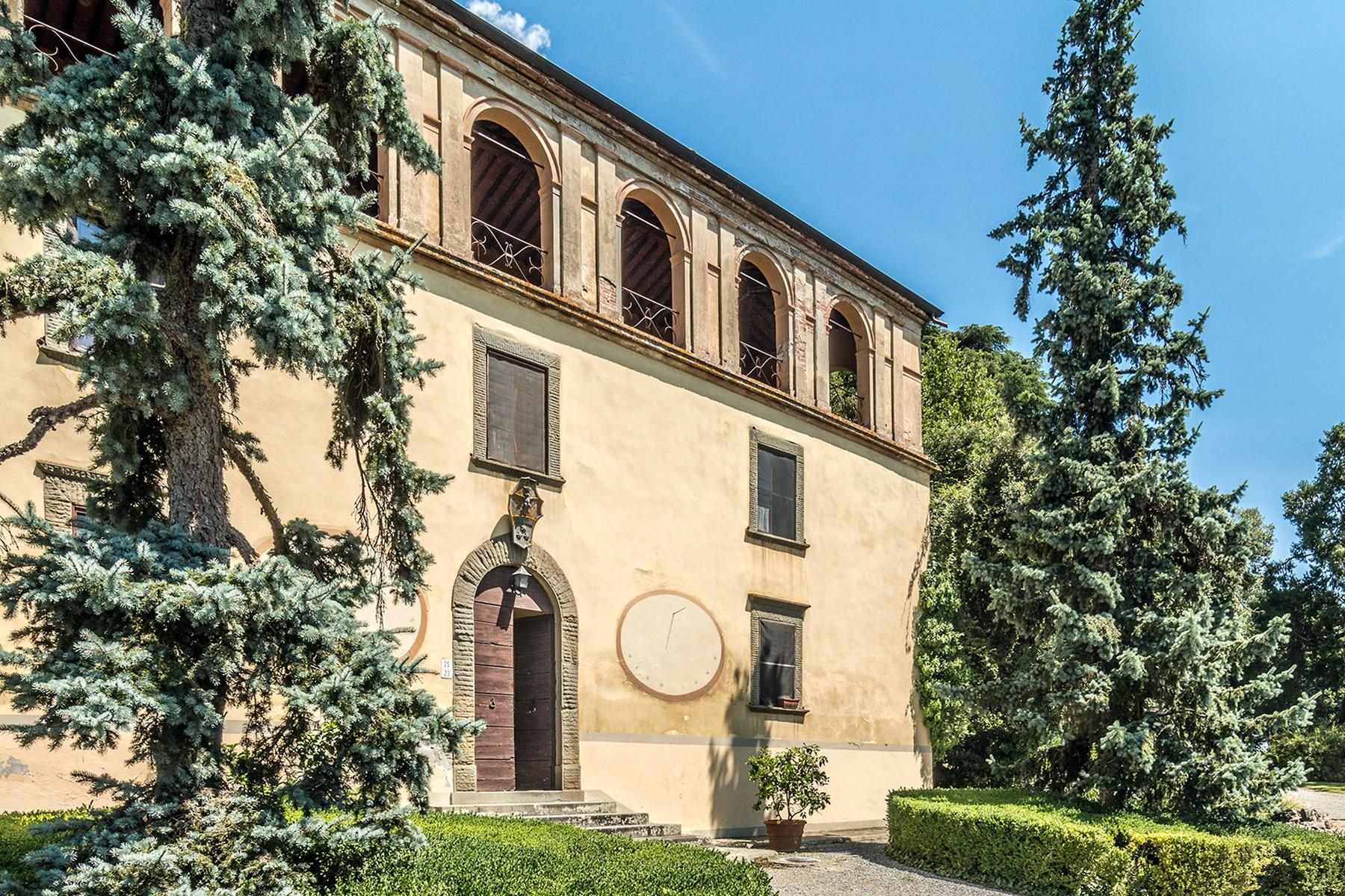 Incomparable historic mansion in Lucchesia - 36