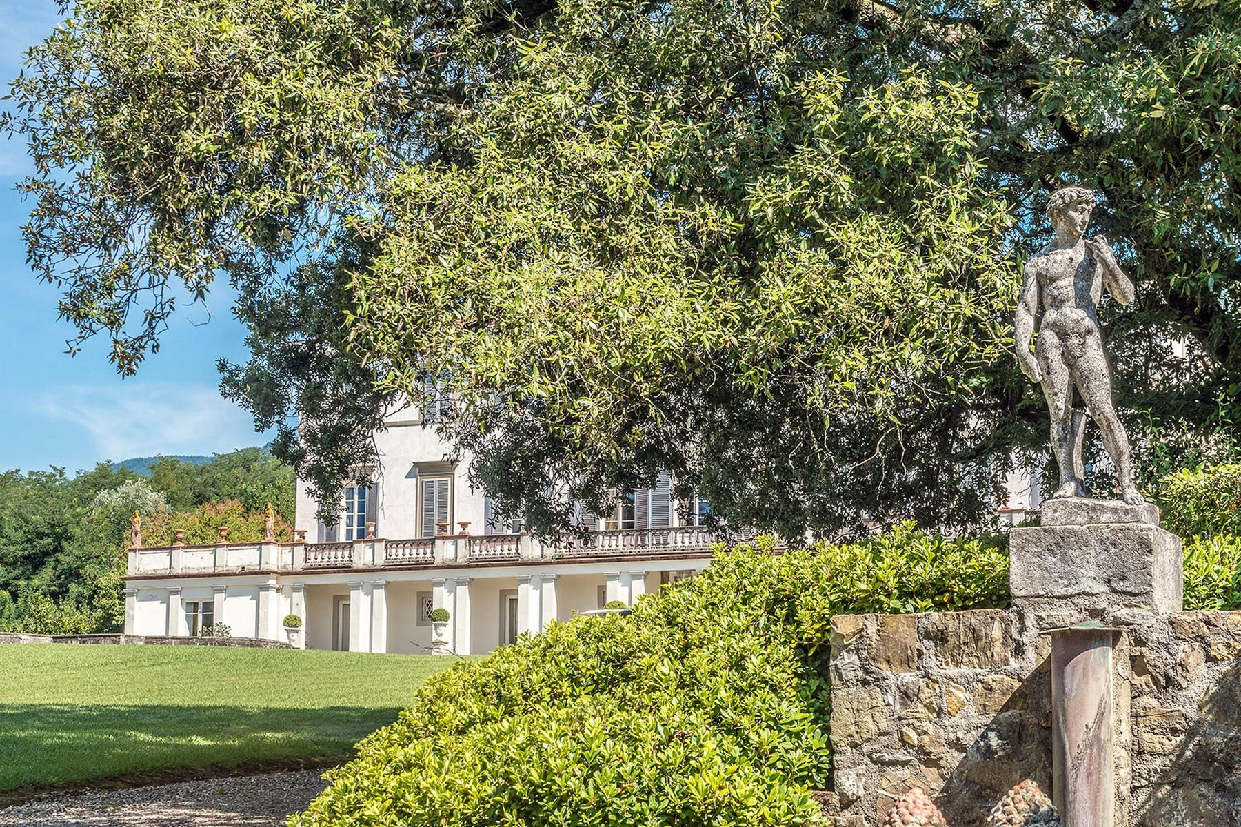 Incomparable historic mansion in Lucchesia - 40
