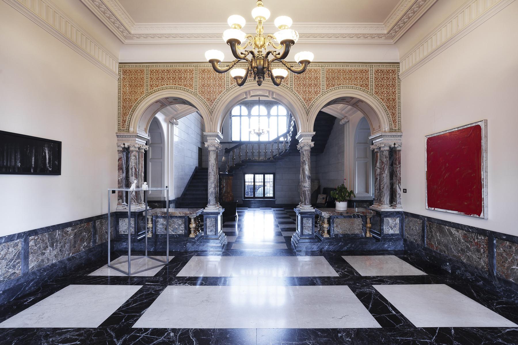 Bellissima Villa in Stile Liberty - 2