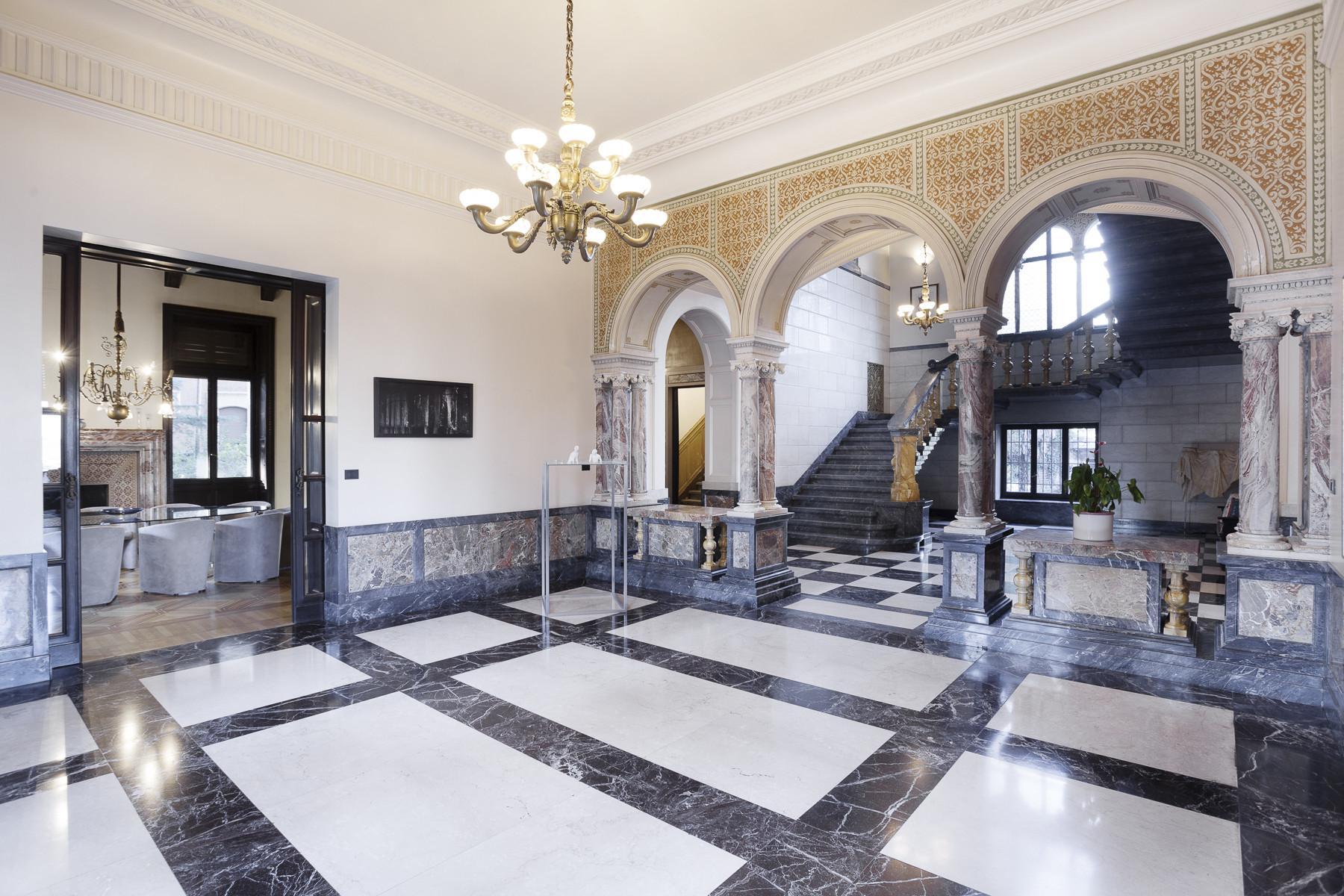 Bellissima Villa in Stile Liberty - 3