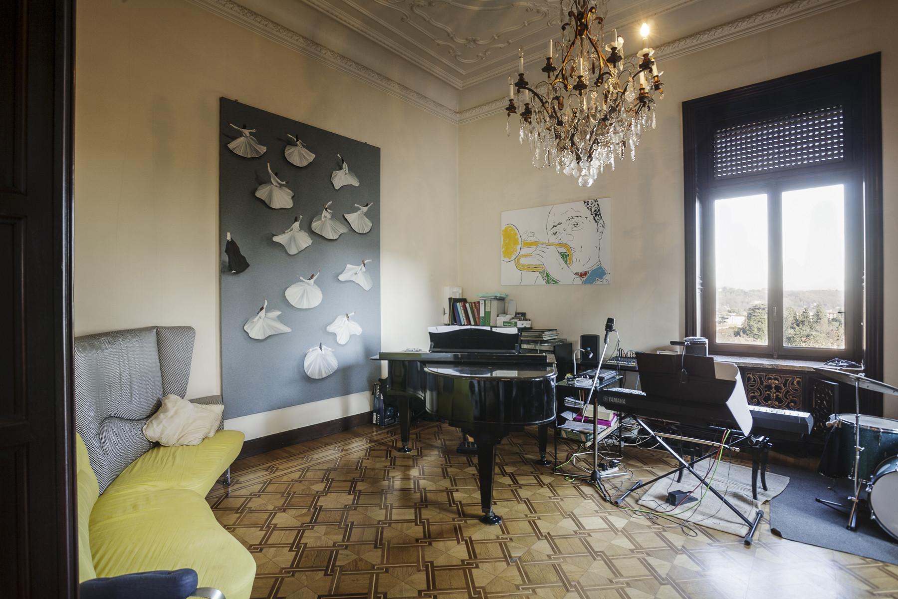 Bellissima Villa in Stile Liberty - 4