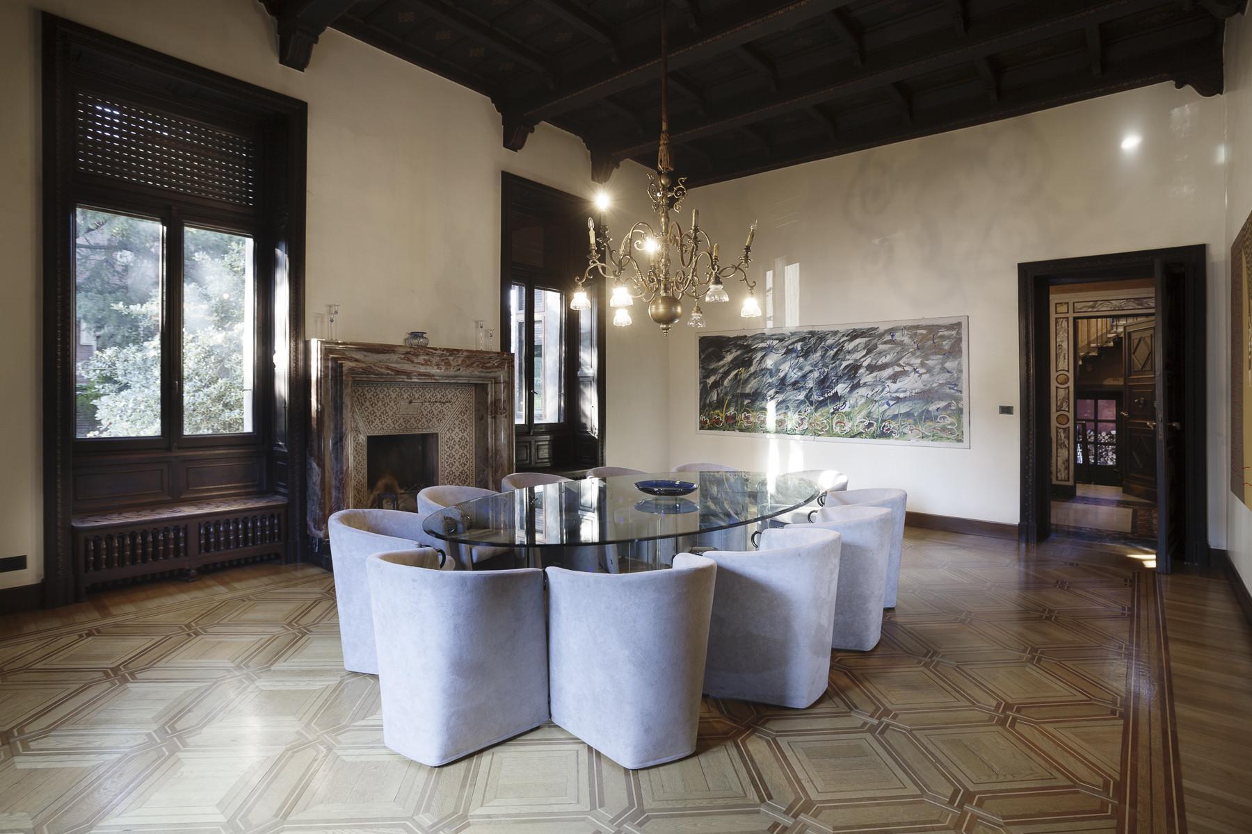 Bellissima Villa in Stile Liberty - 6