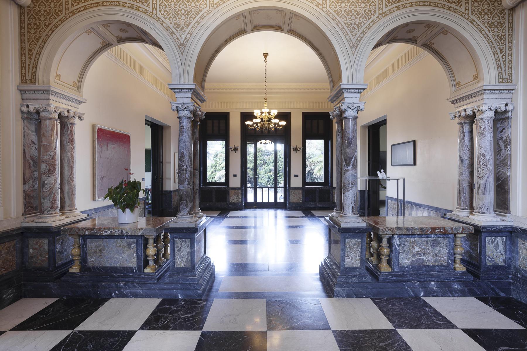 Bellissima Villa in Stile Liberty - 7