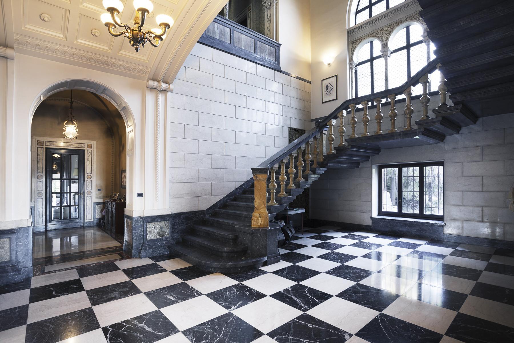 Bellissima Villa in Stile Liberty - 1