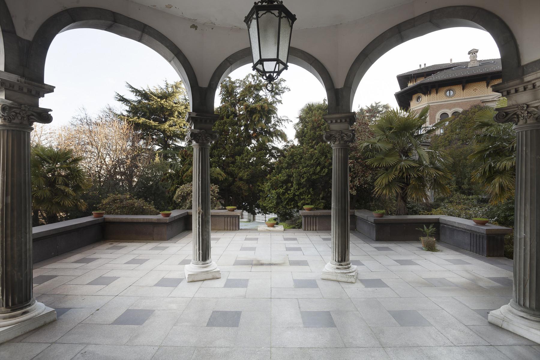 Beau Villa en style Liberty - 11