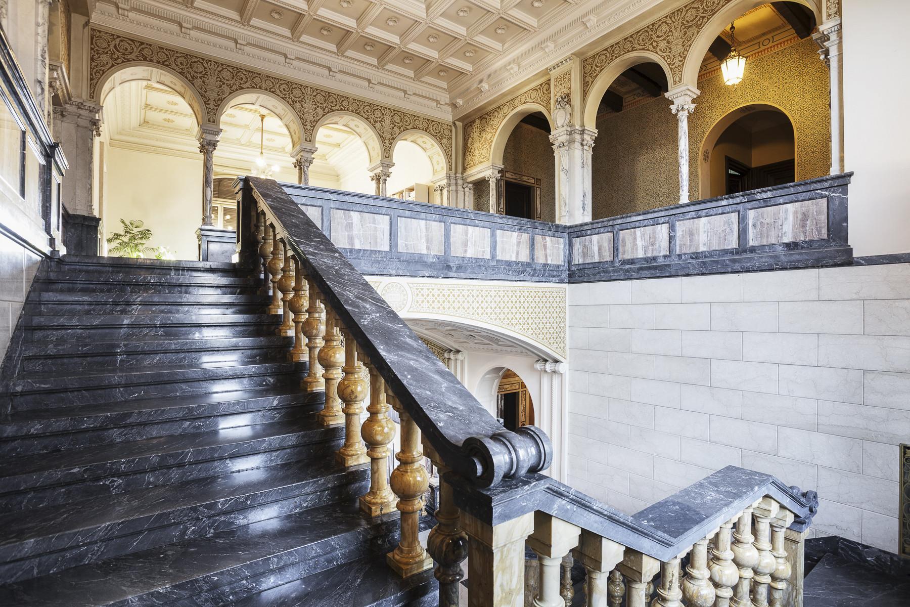 Beau Villa en style Liberty - 13