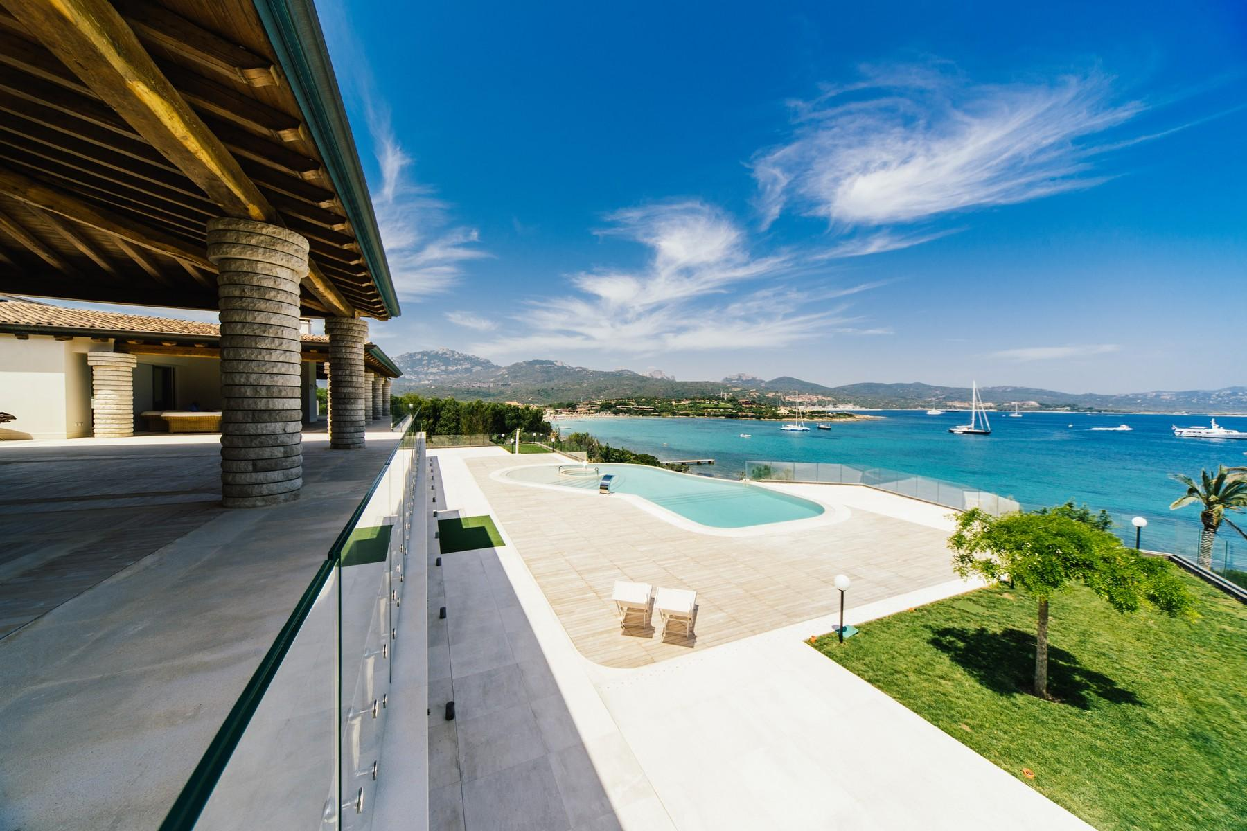 Wunderschöne Villa am Meer an der Costa Smeralda - 2