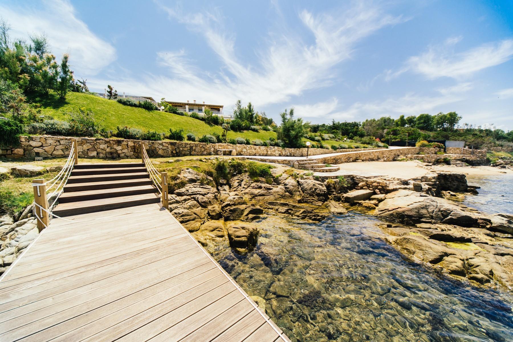 Wunderschöne Villa am Meer an der Costa Smeralda - 6