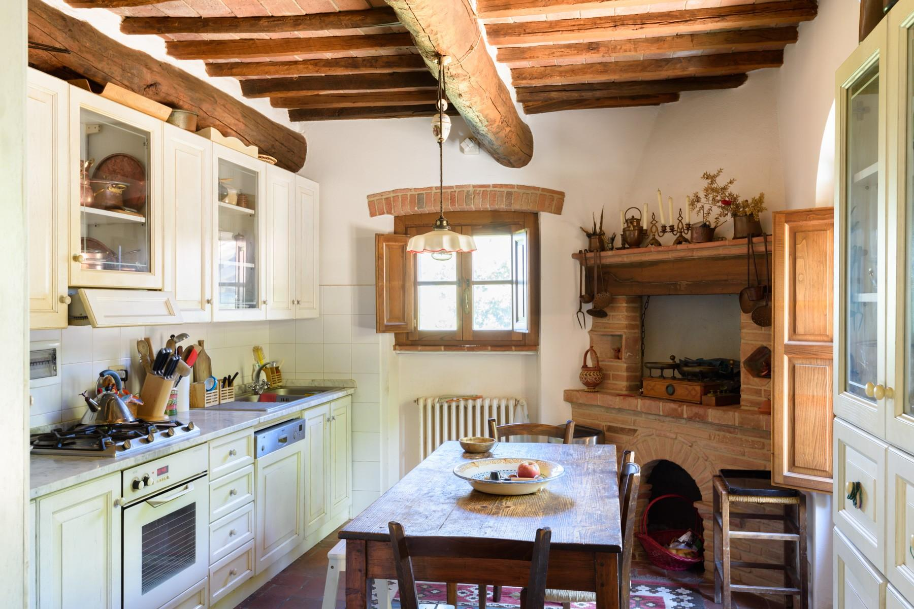 Charmante propriété près du château de Gargonza - 9