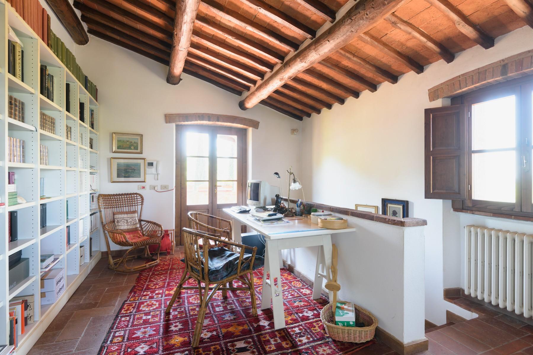 Charmante propriété près du château de Gargonza - 11