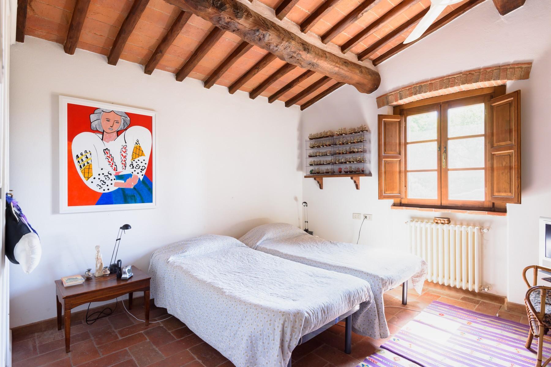 Charmante propriété près du château de Gargonza - 12