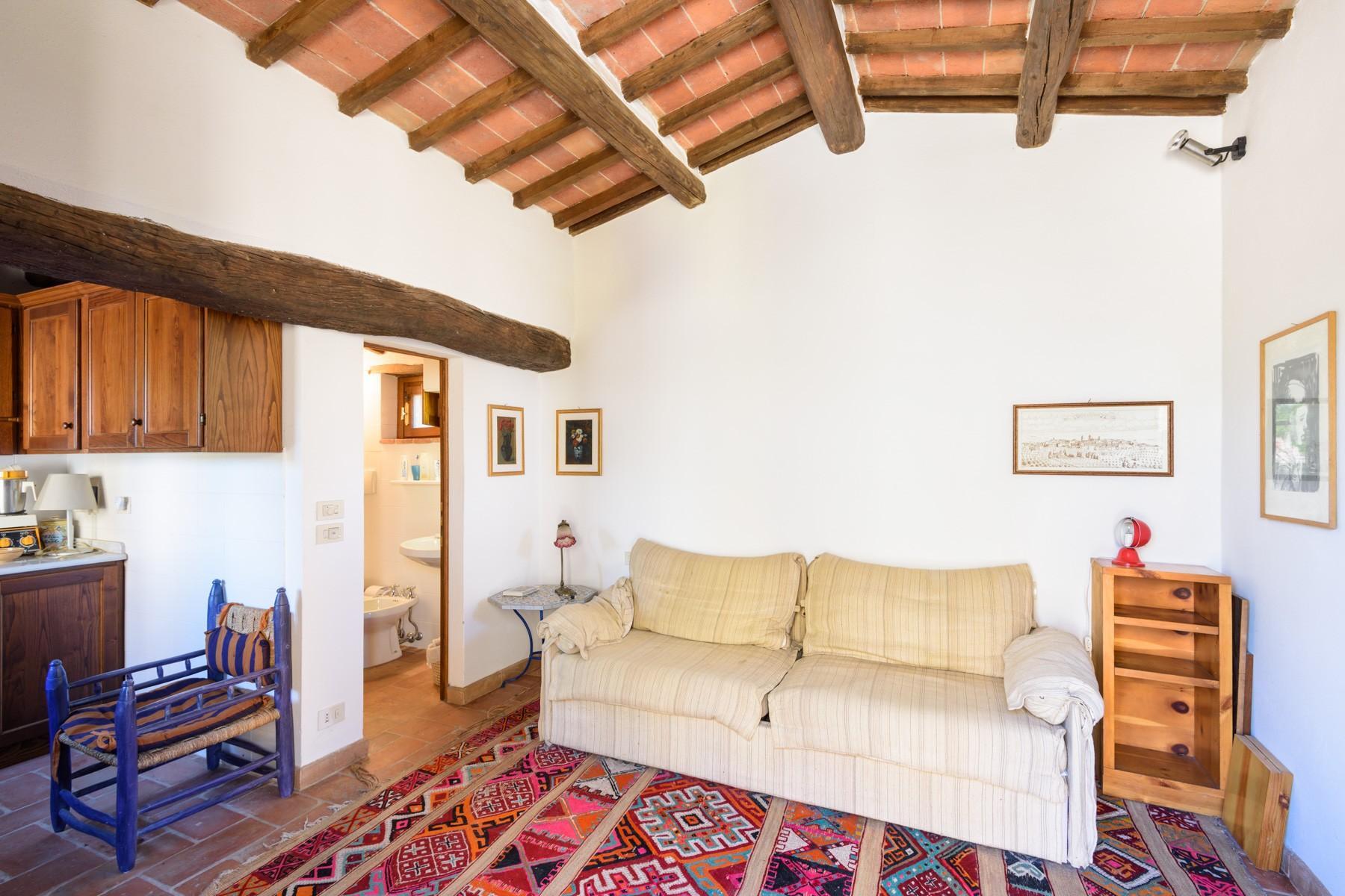 Charmante propriété près du château de Gargonza - 14